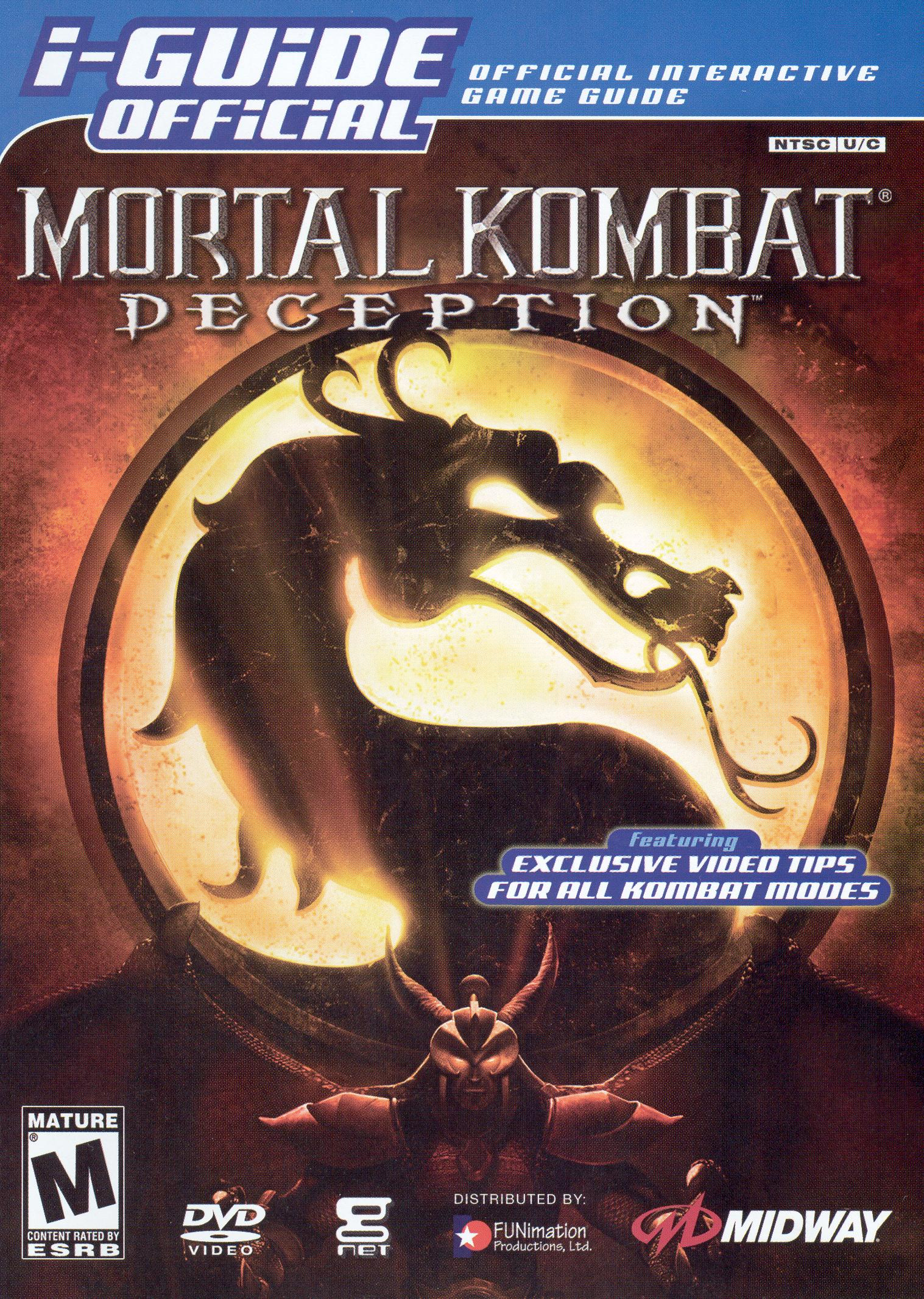 iGuide: Mortal Kombat - Deception