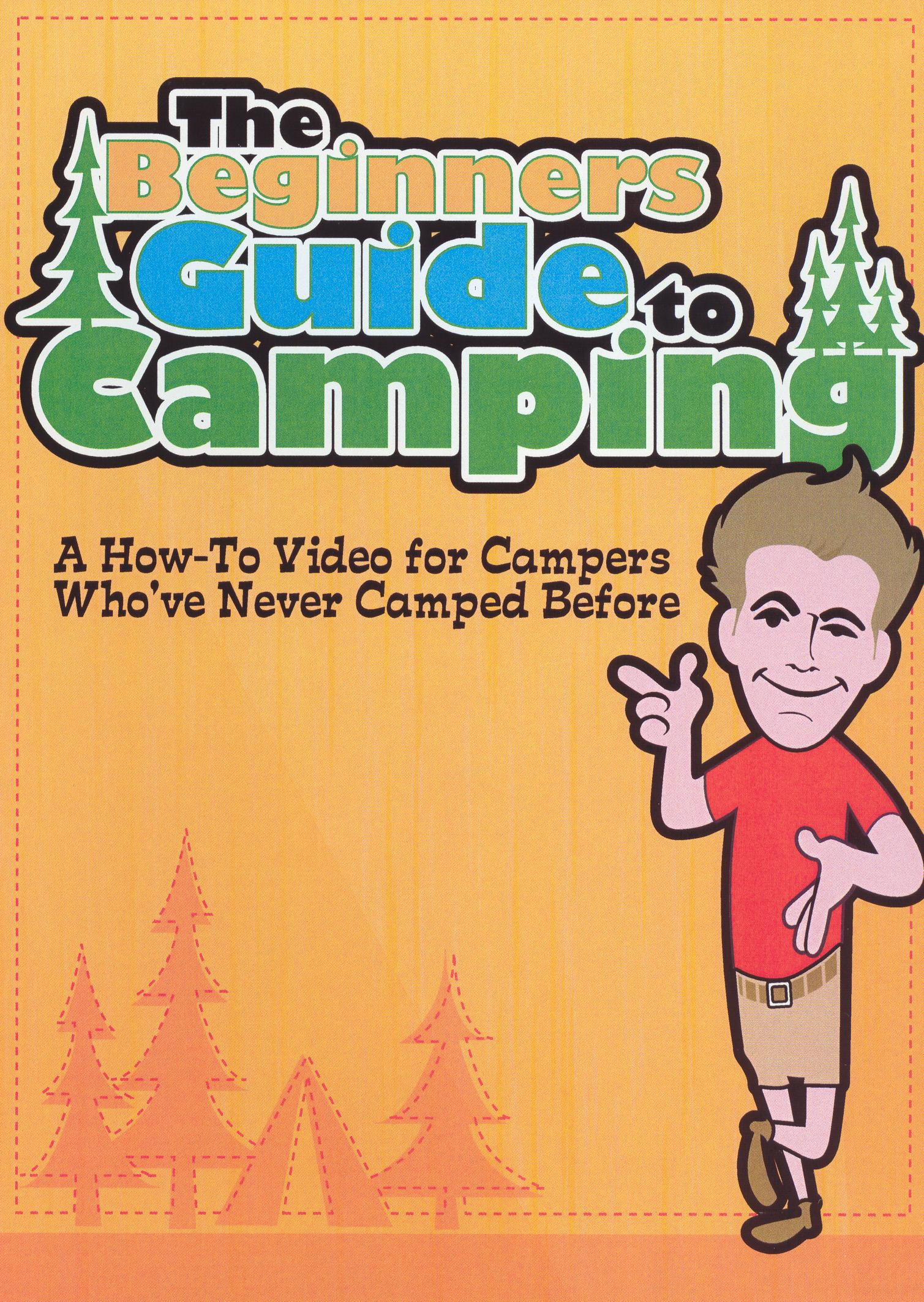 Stephen Taylor: The Beginner's Guide to Camping
