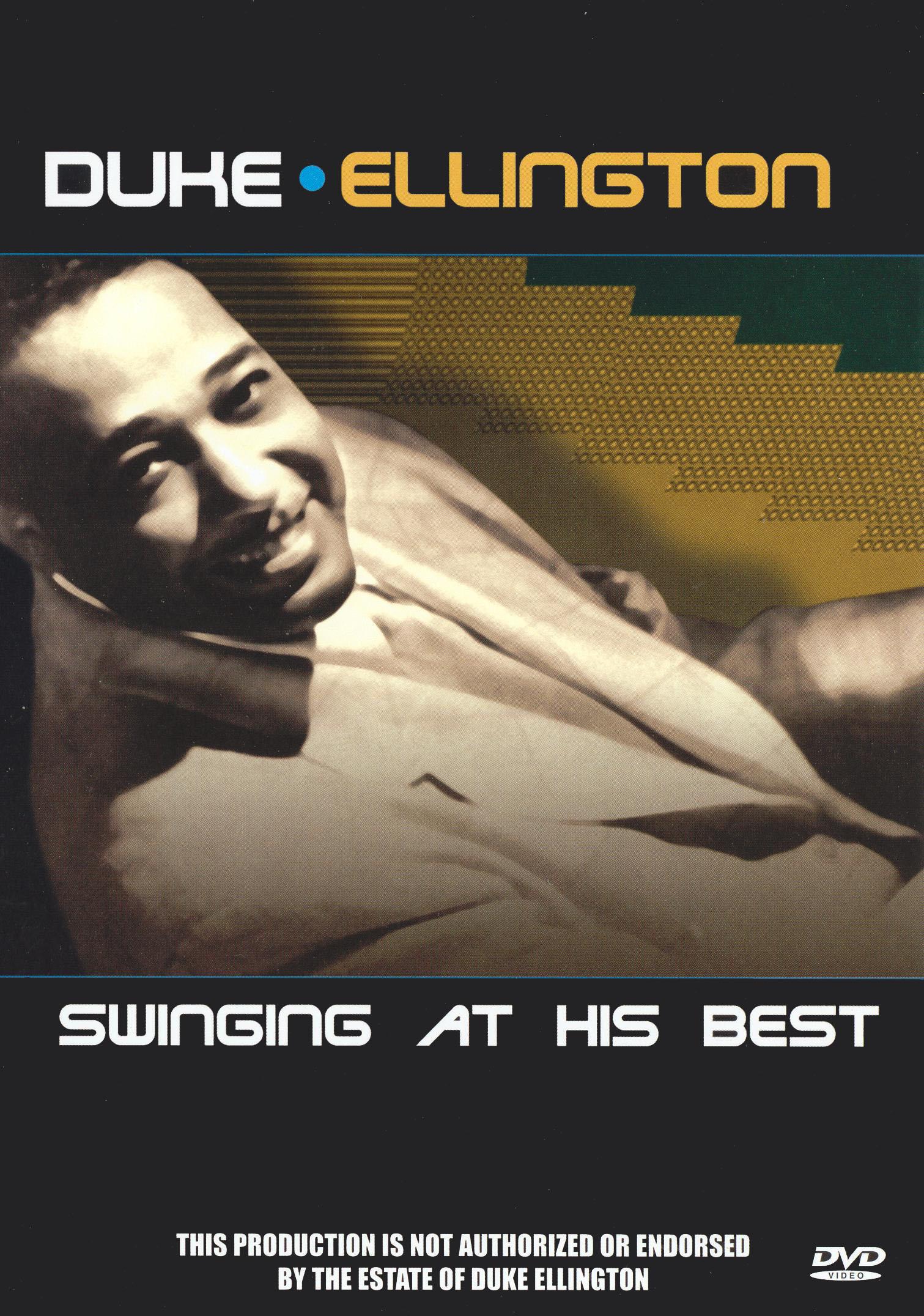 Duke Ellington: Swinging At His Best