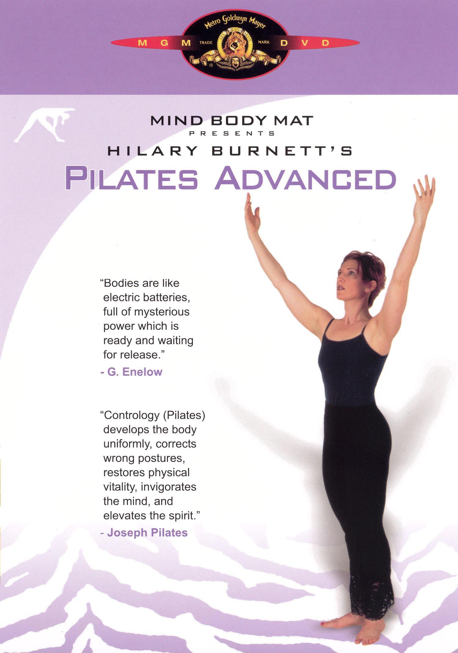 Mind Body Mat Presents: Hilary Burnett's Pilates Advanced