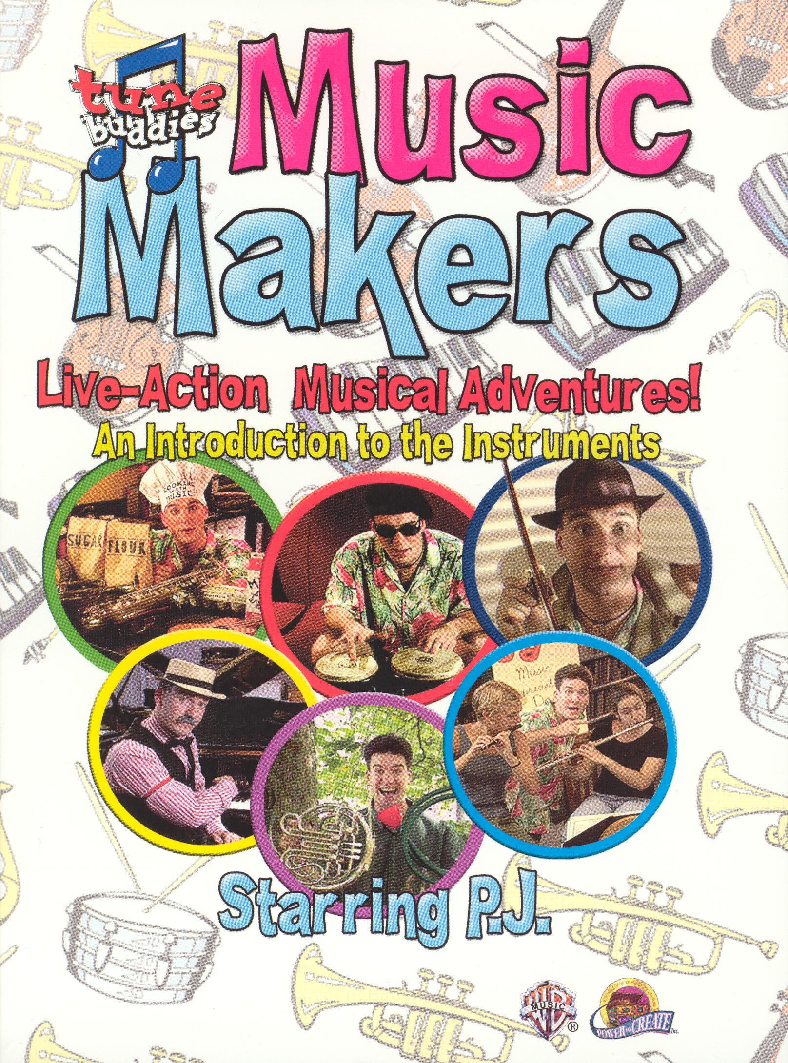 Tune Buddies: Music Makers