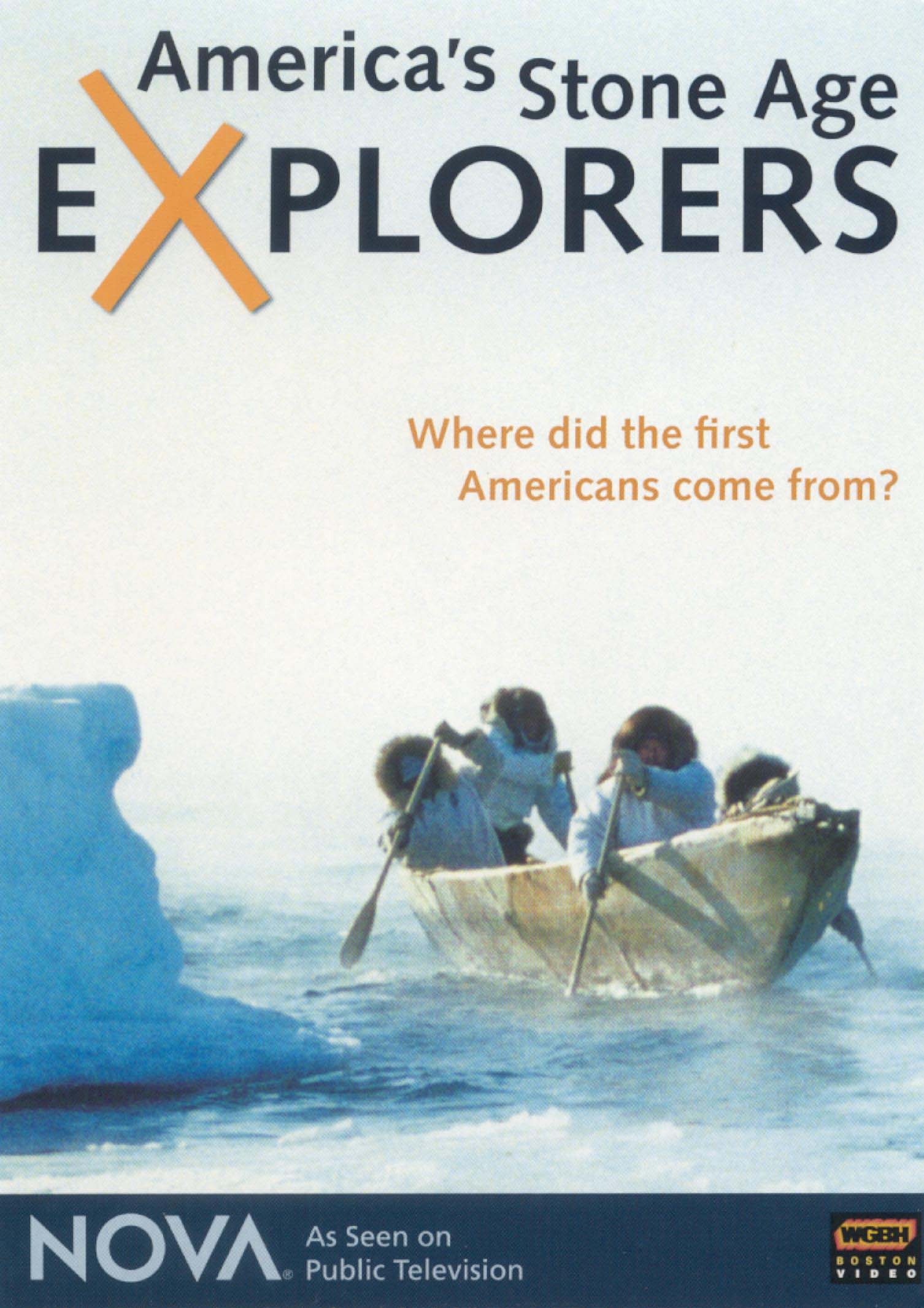 NOVA: America's Stone Age Explorers