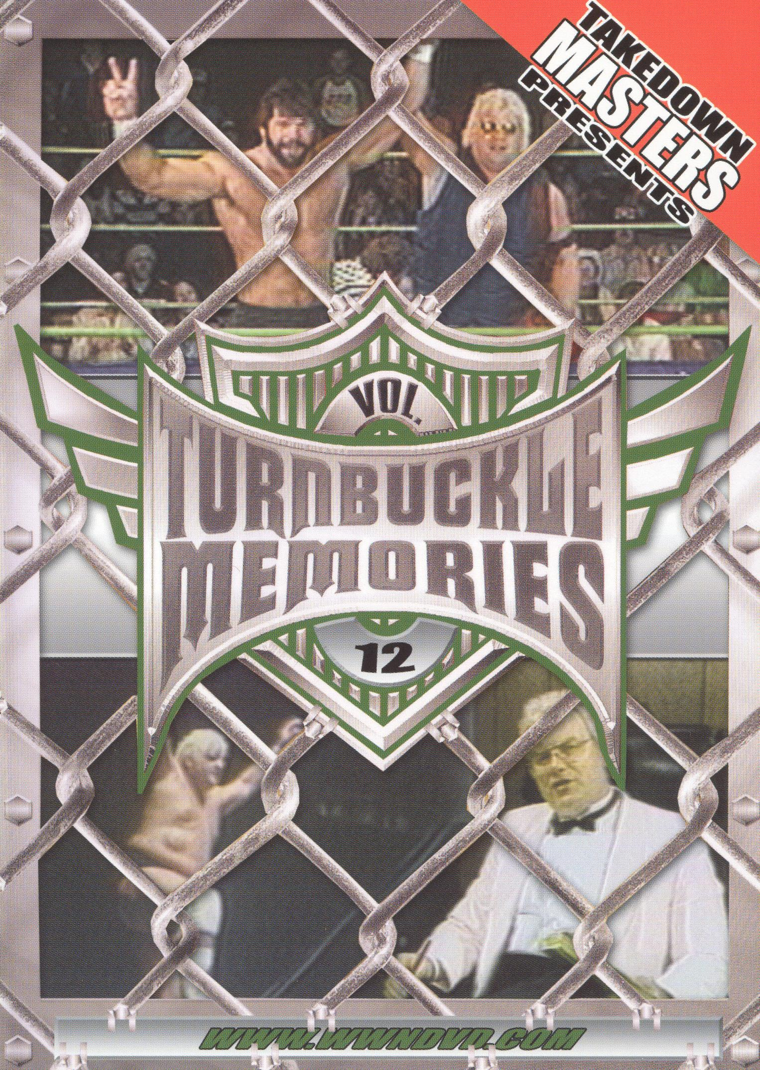 Takedown Masters: Turnbuckle Memories, Vol. 12