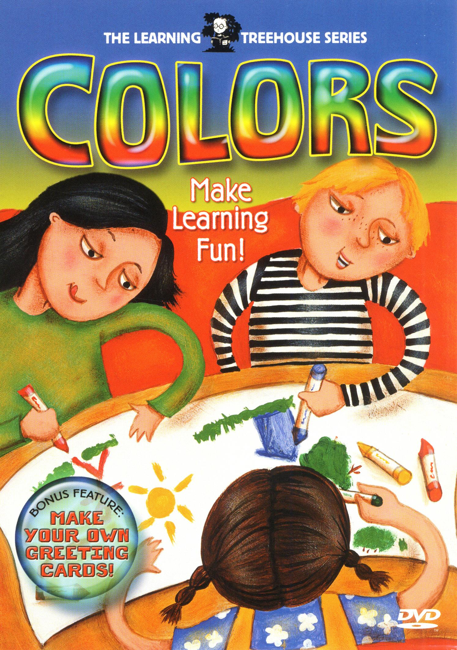 Learning Treehouse: Colors