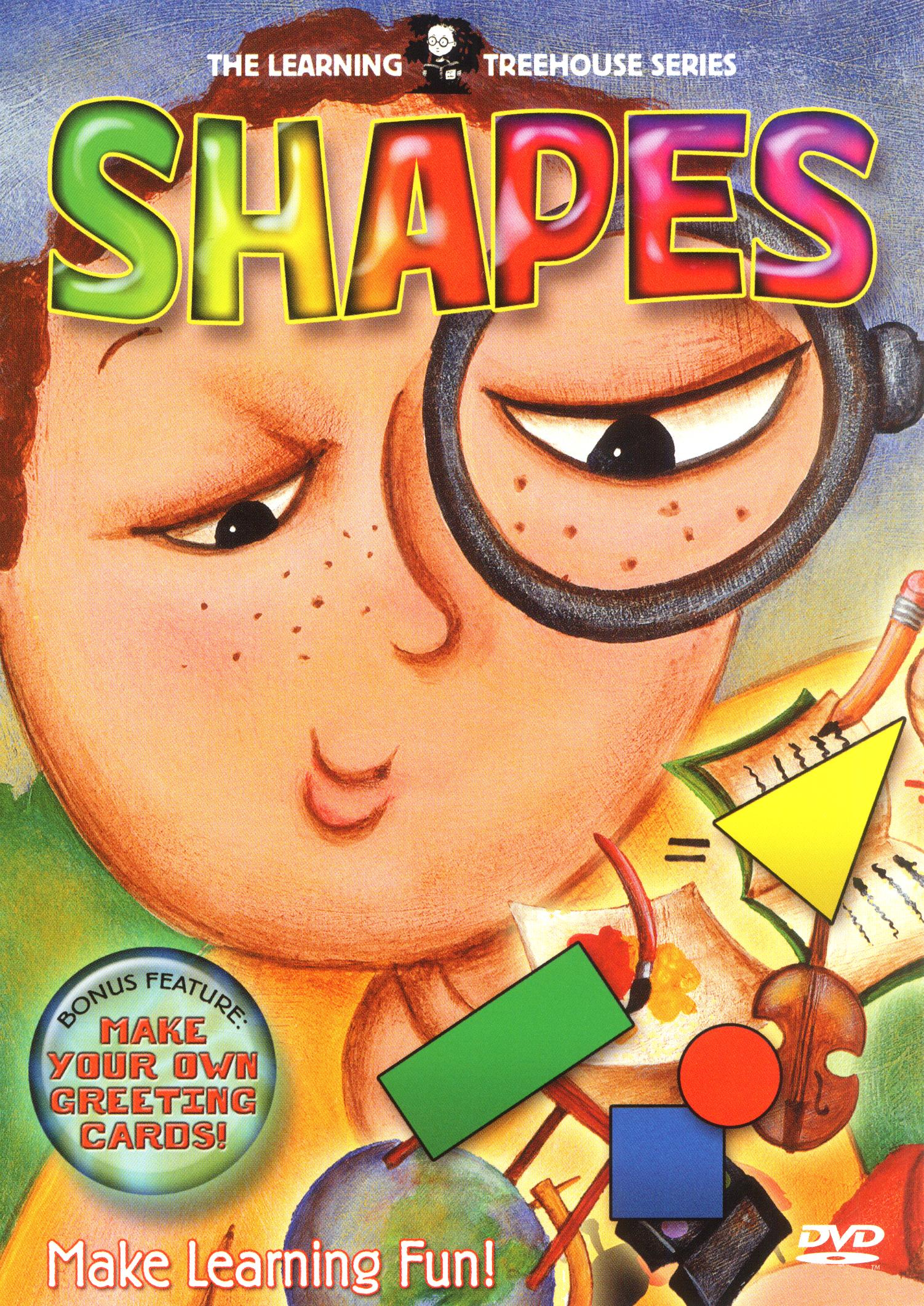 Learning Treehouse: Shapes