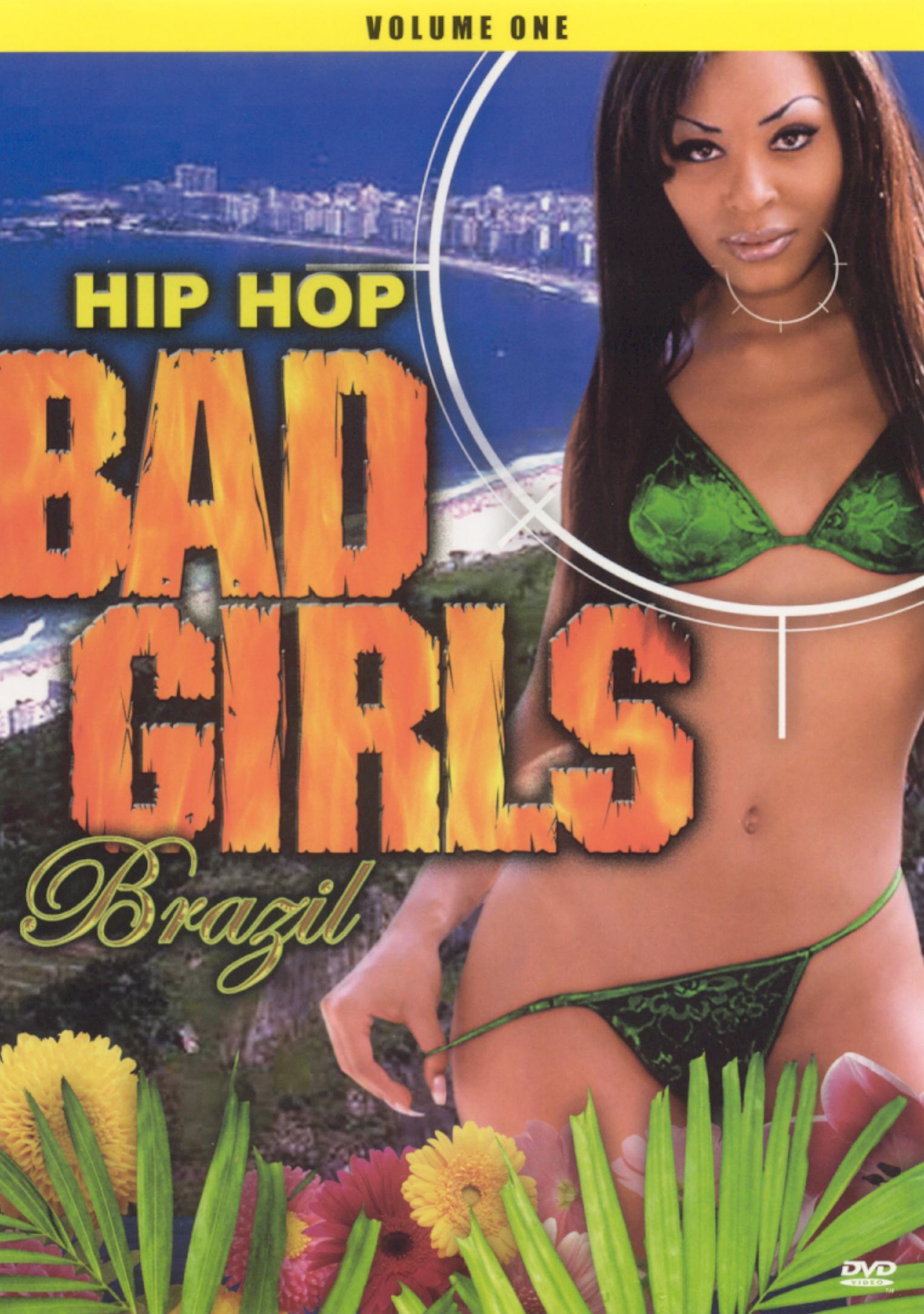 Hip Hop Girls Brazil, Vol. 1