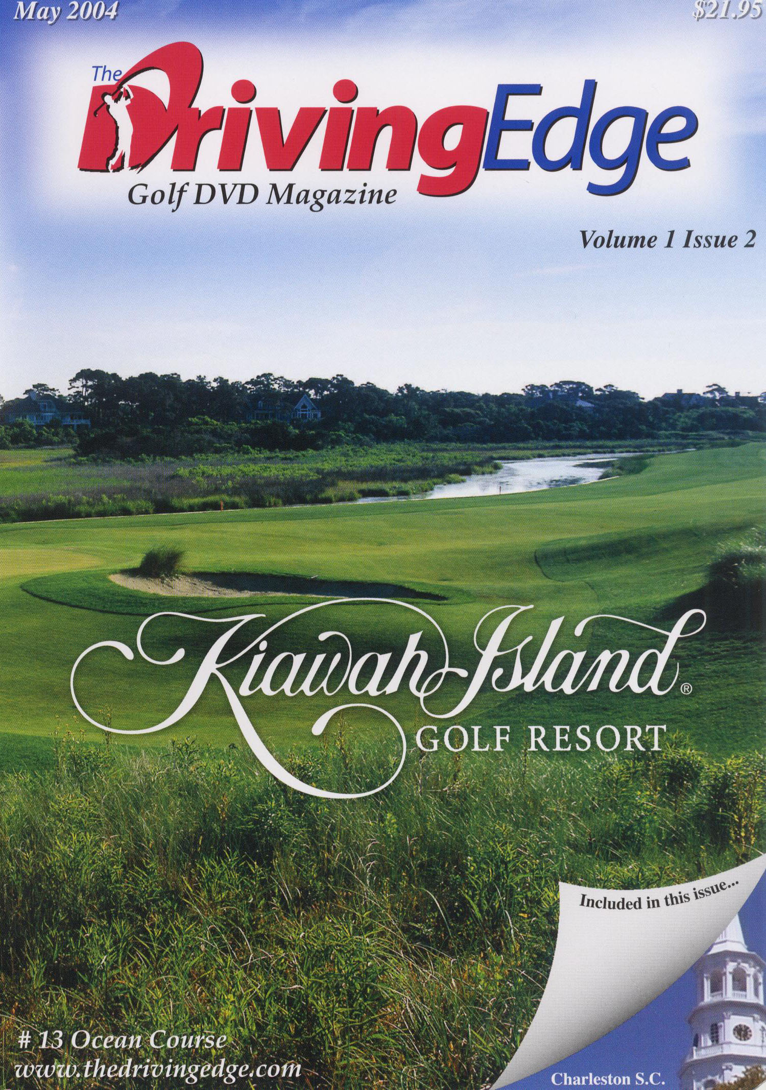 Driving Edge Golf DVD Magazine: Kiawah Island Golf