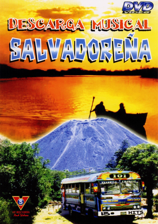 Descarga Musical Salvadorena: 15 Hits