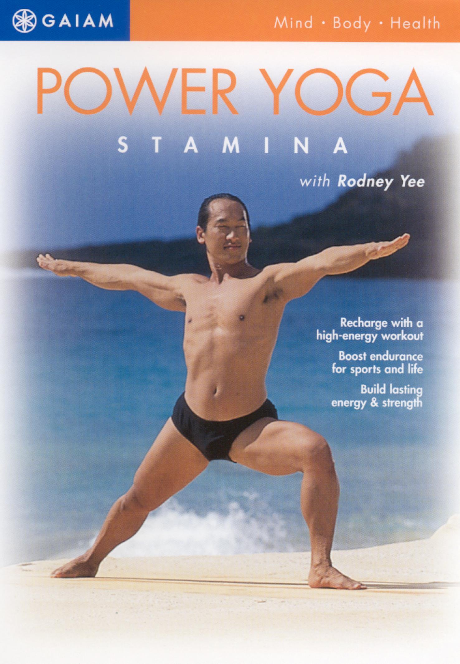 Power Yoga: Stamina