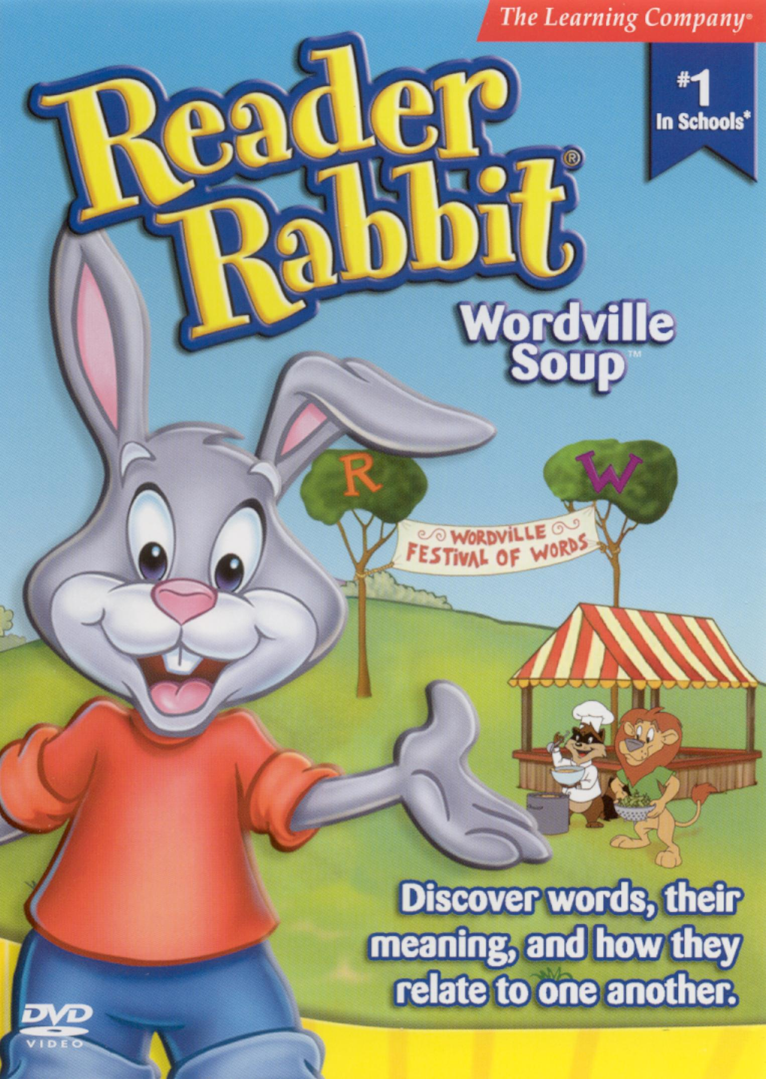 Reader Rabbit: Wordville Soup