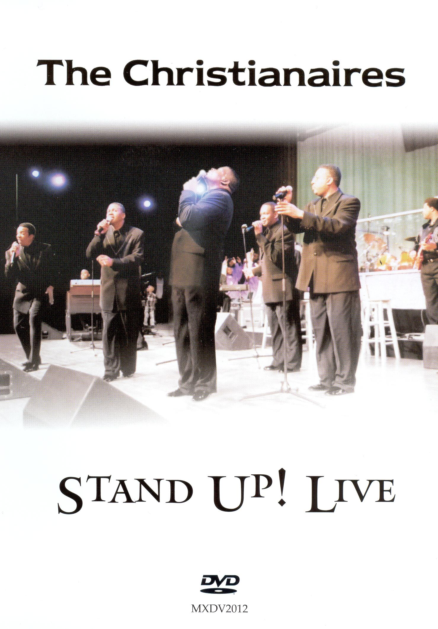 Christianaires: Stand Up! Live