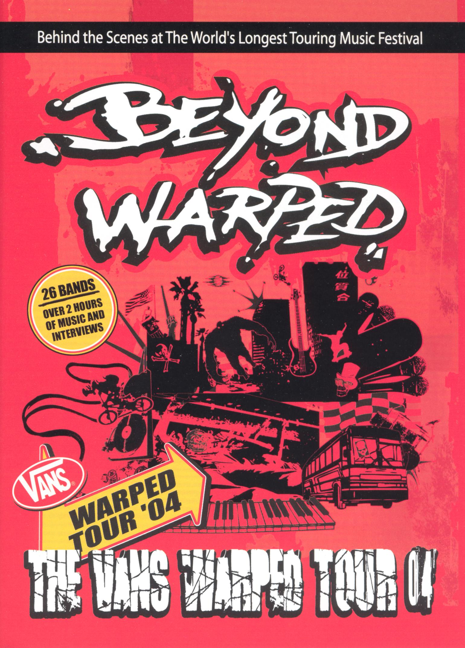 Beyond Warped: The Vans Warped Tour '04