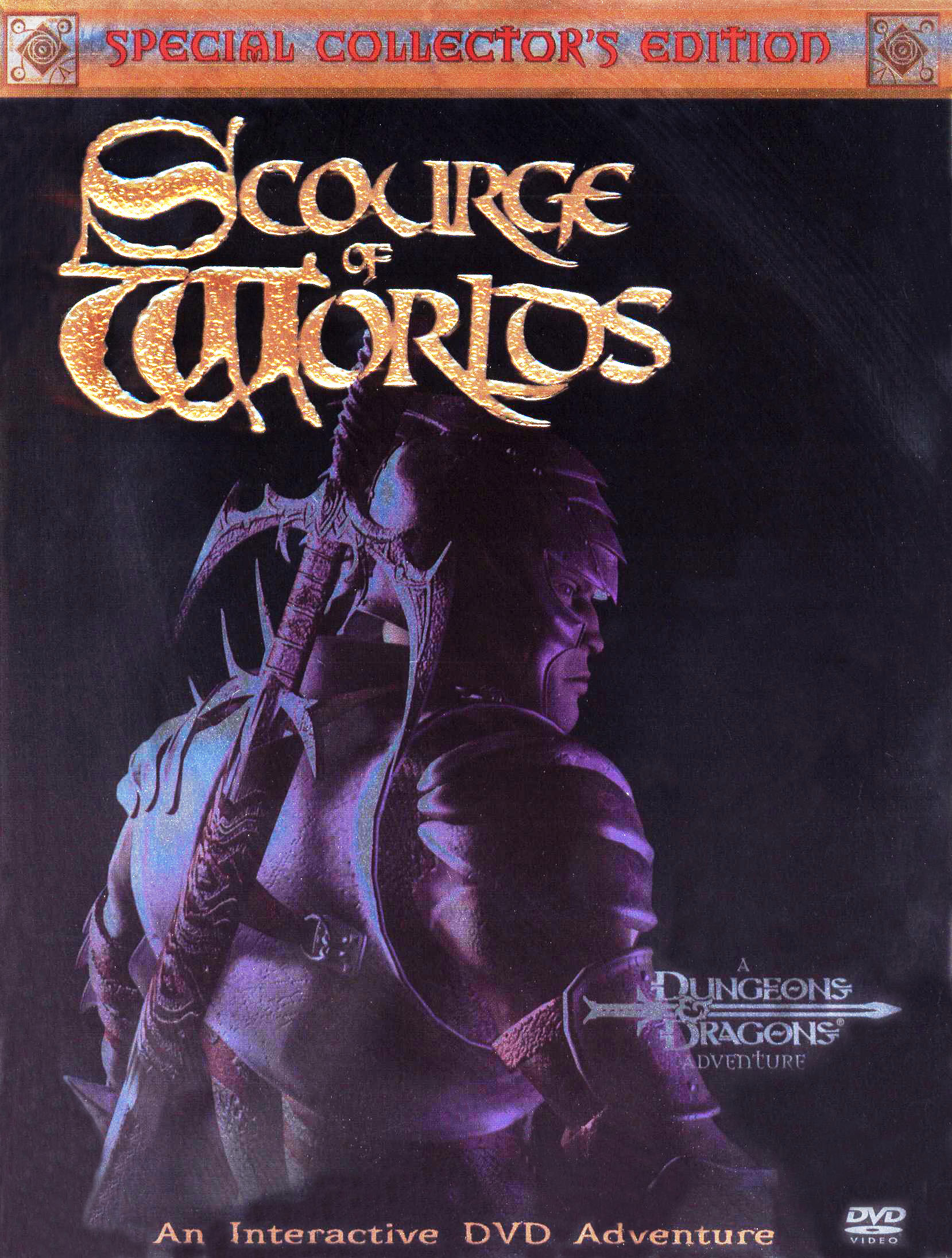 Scourge of Worlds: A Dungeons & Dragons Adventure