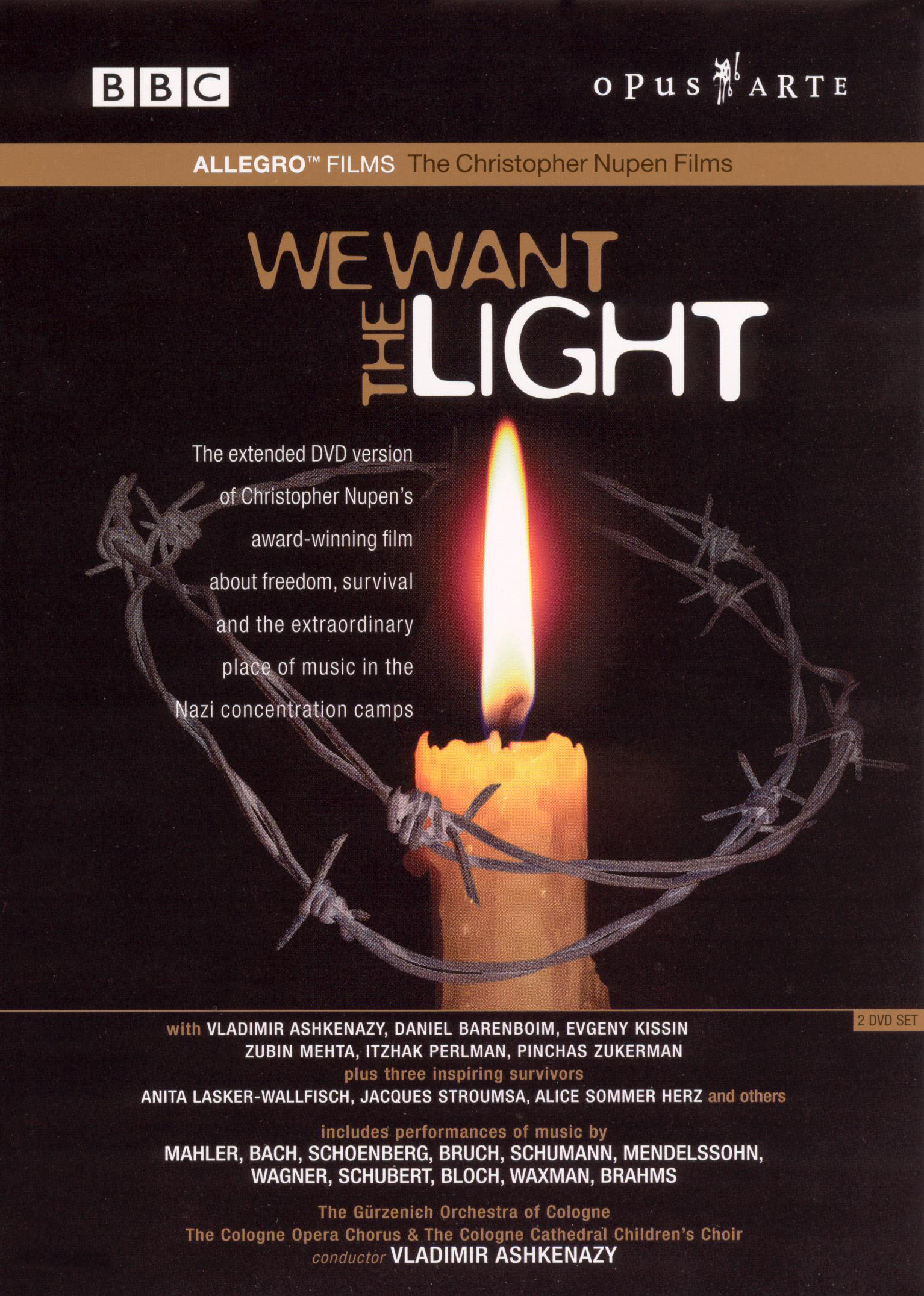 We Want the Light