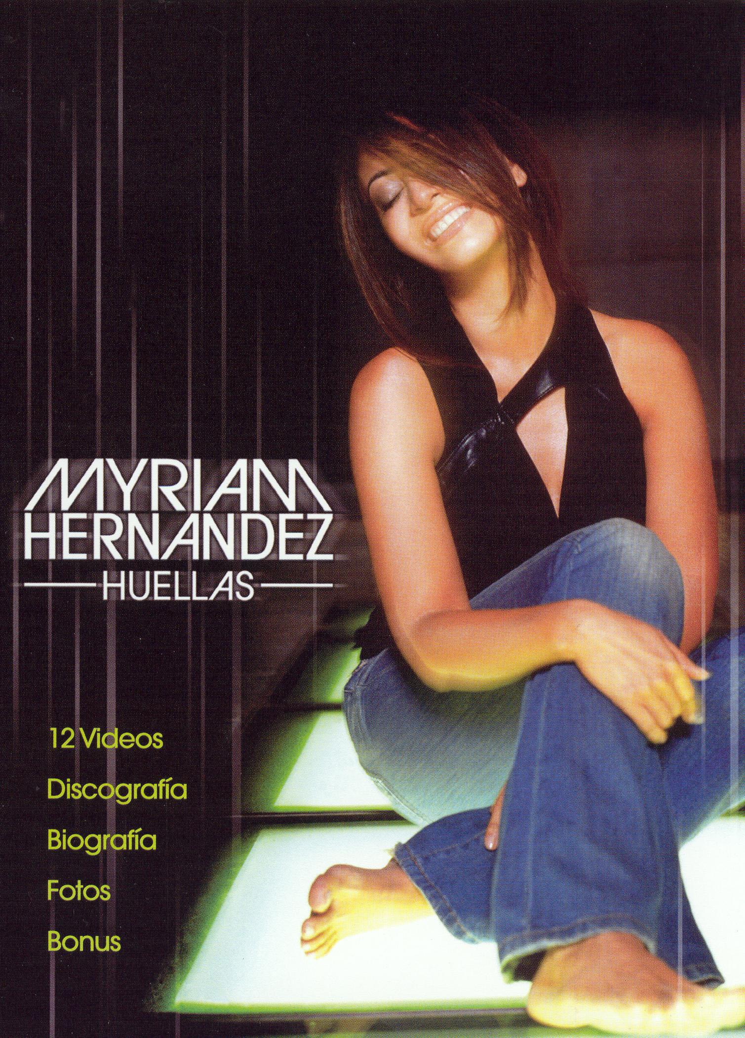 Myriam Hernandez: Huellas