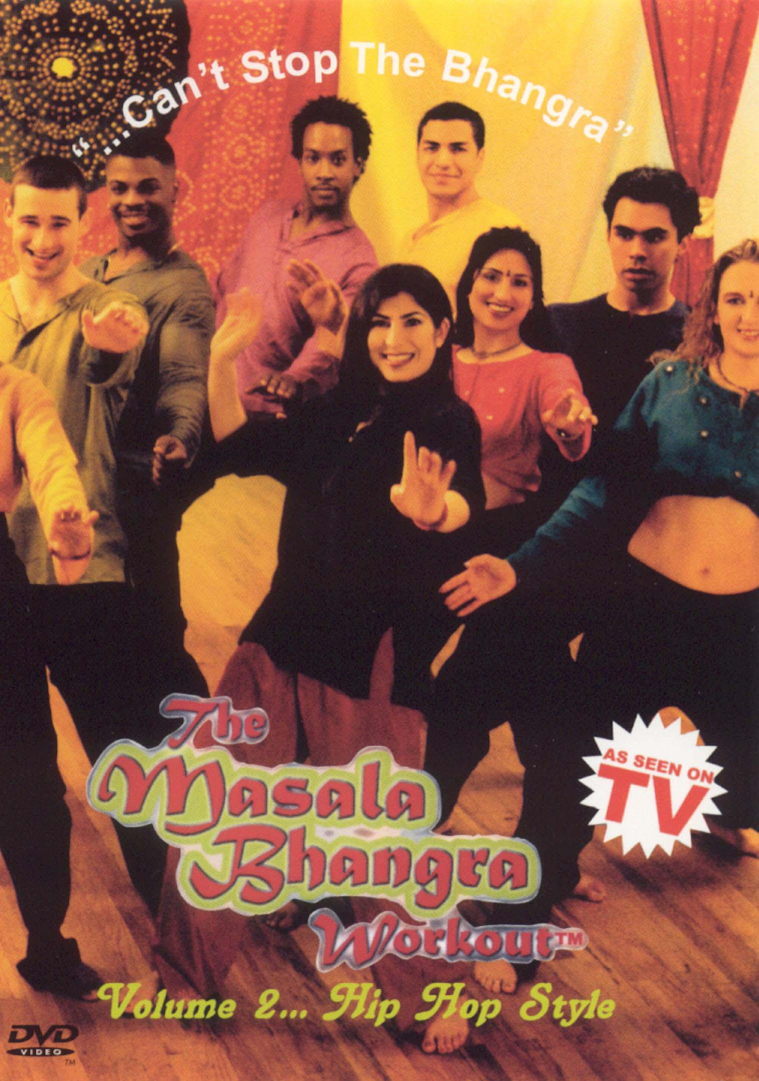 Masala Bhangra Workout, Vol. 2: Hip Hop Style