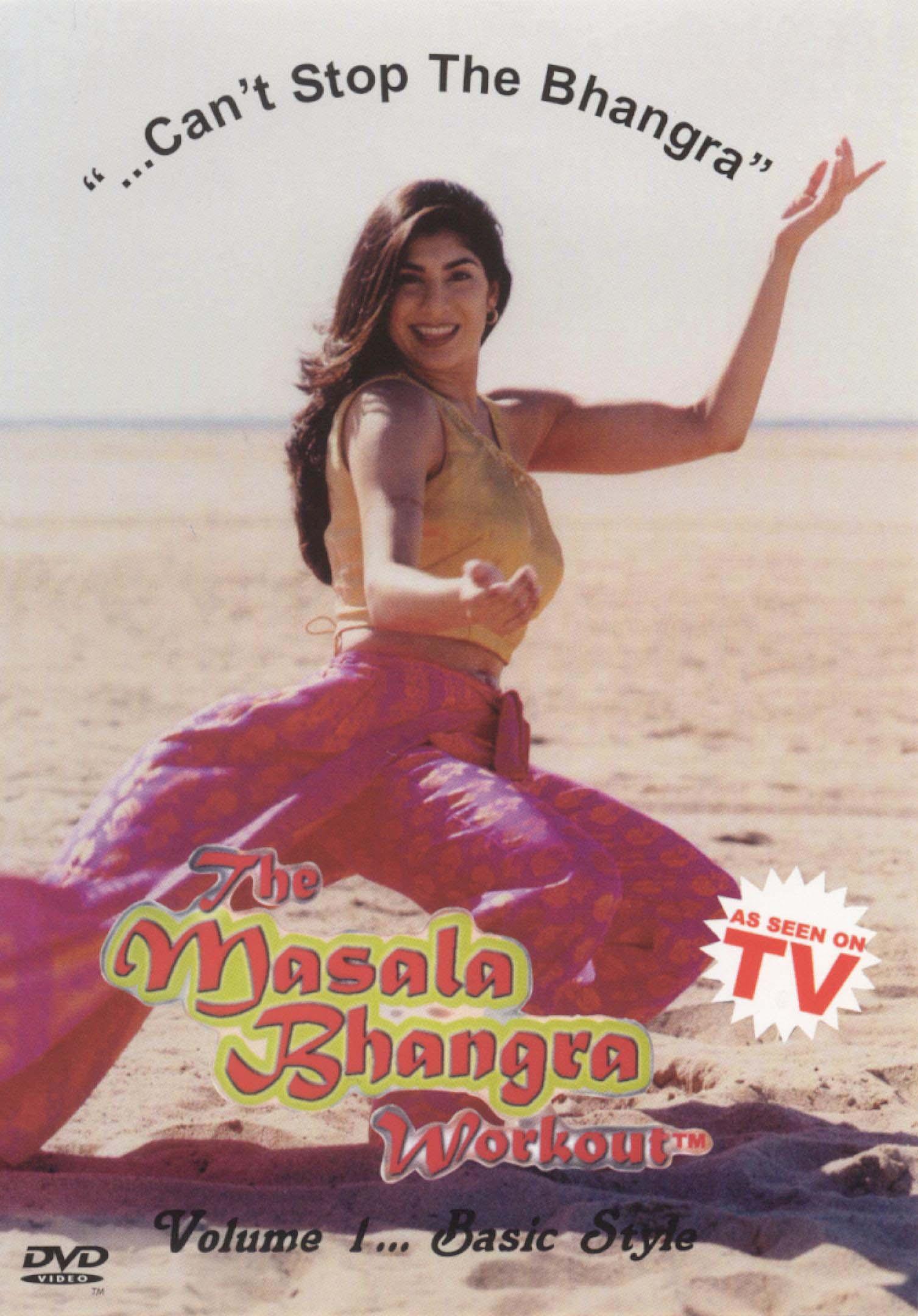 Masala Bhangra Workout, Vol. 1: Basic Style