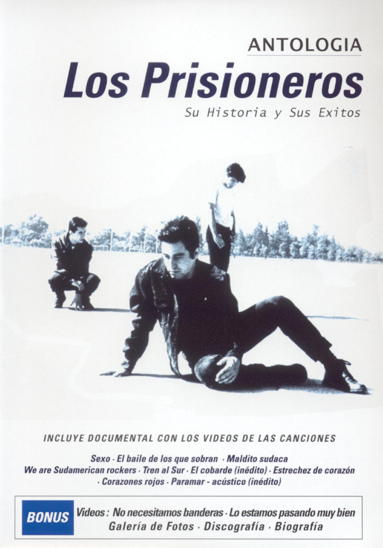 Los Prisioneros: Antologia - Su Historia Y Sus Exitos