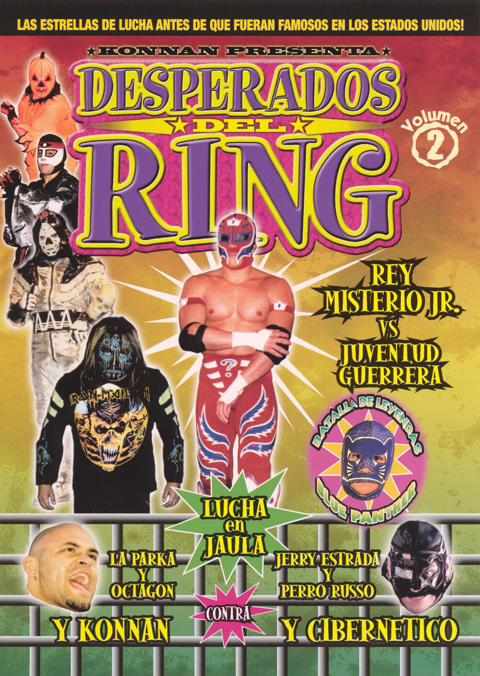 Desperados del Ring, Vol. 2
