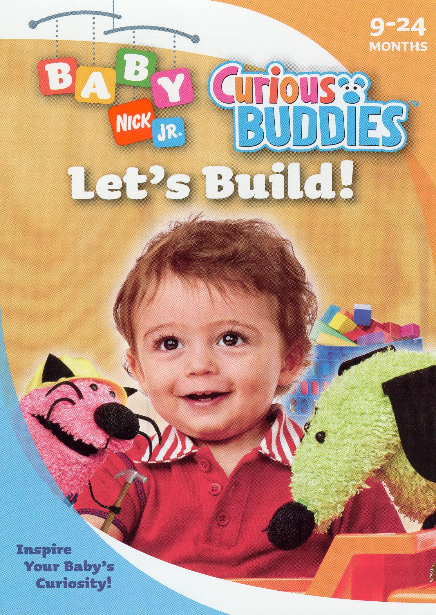 Curious Buddies: Let's Build!