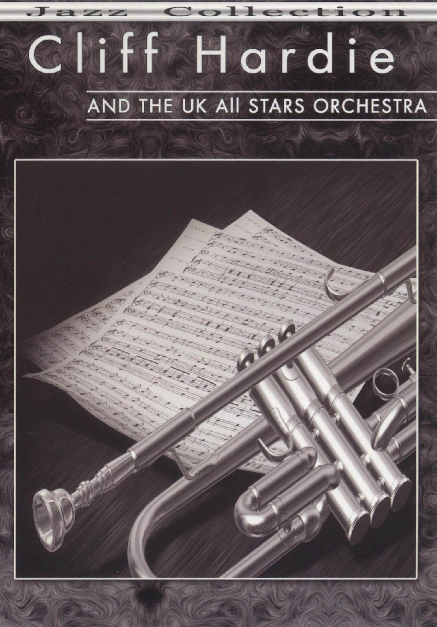 Cliff Hardie & The UK Allstar Jazz Orchestra