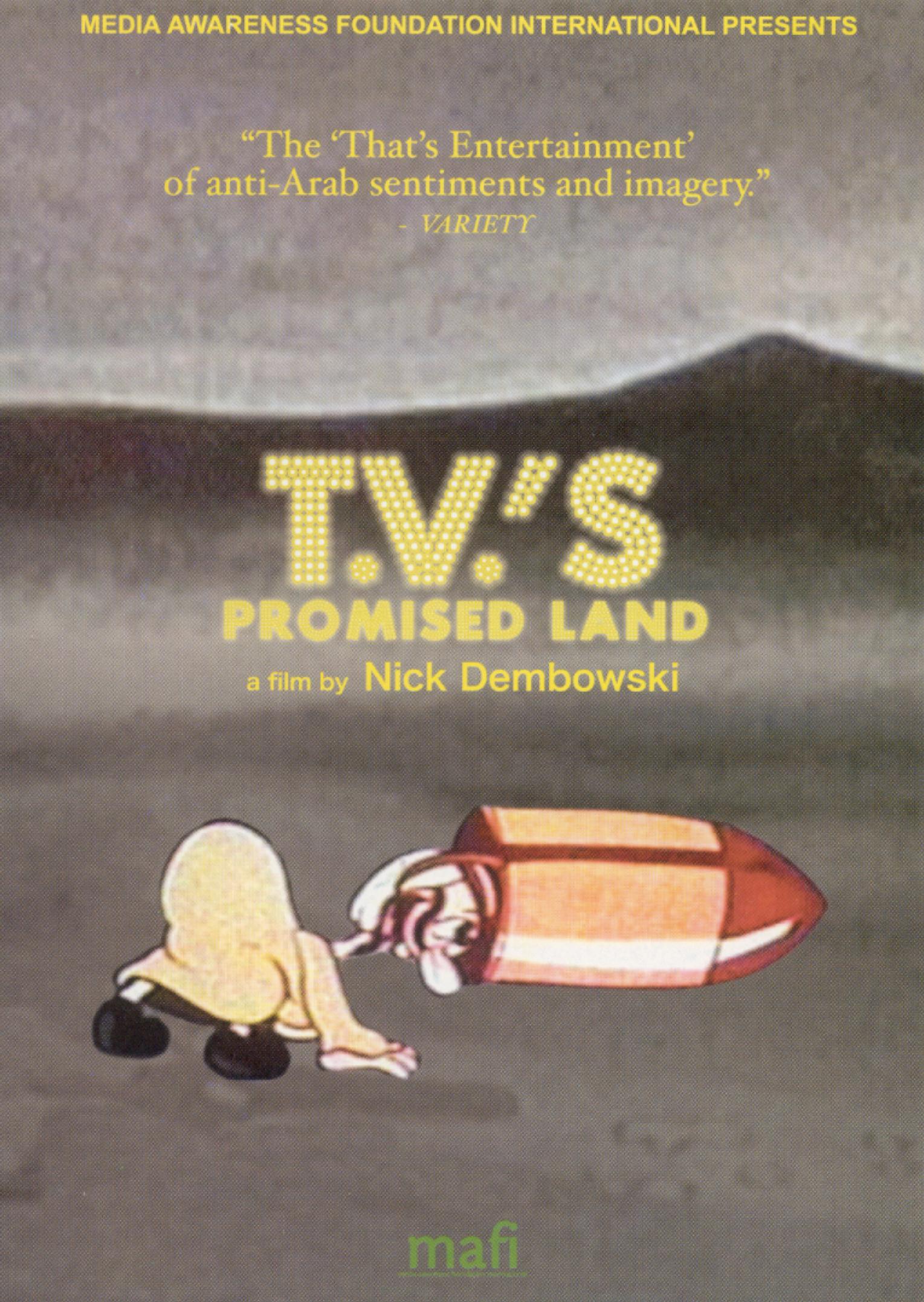 T.V.'s Promised Land