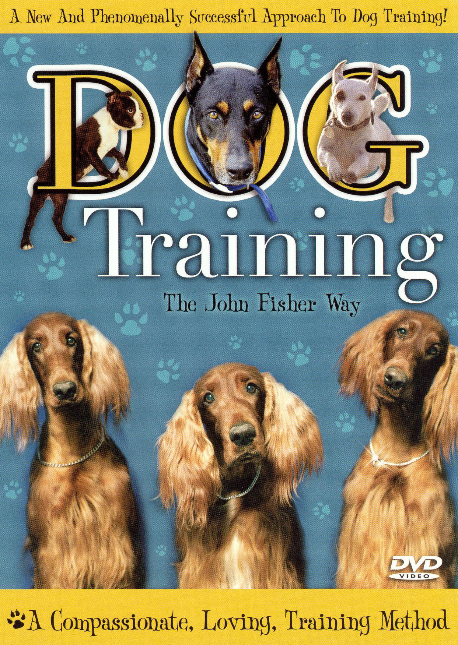 Dog Training: John Fisher