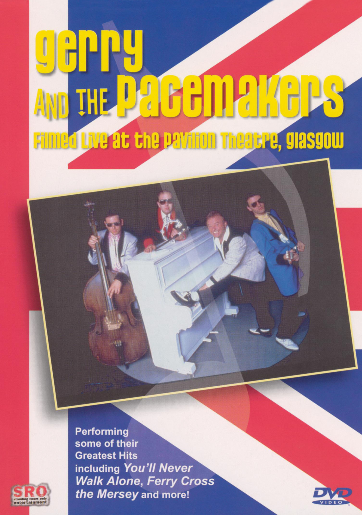 Gerry and the Pacemakers: Live at the Pavillion Theatre, Glasgow 1990