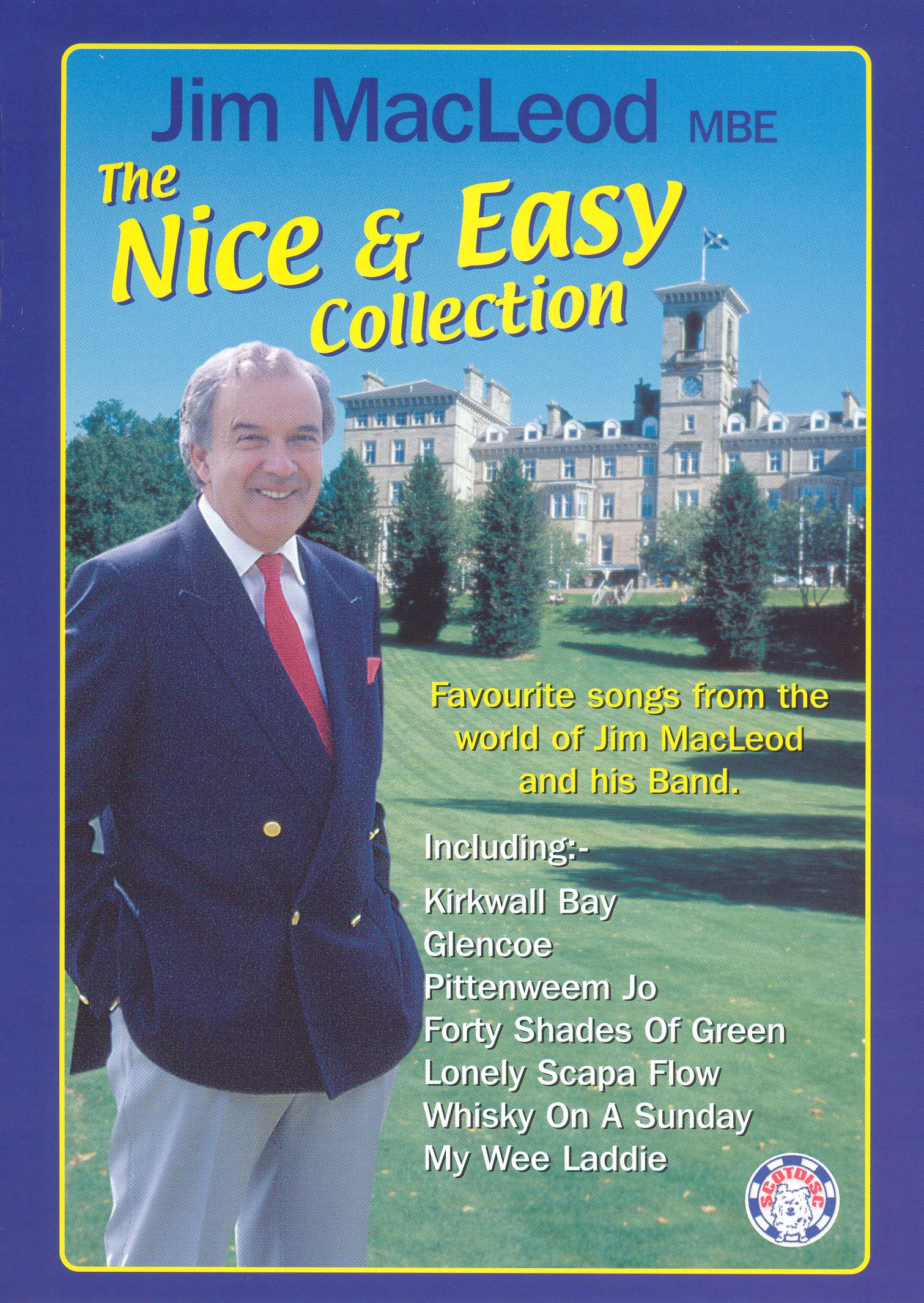 Jim MacLeod: The Nice and Easy Collection