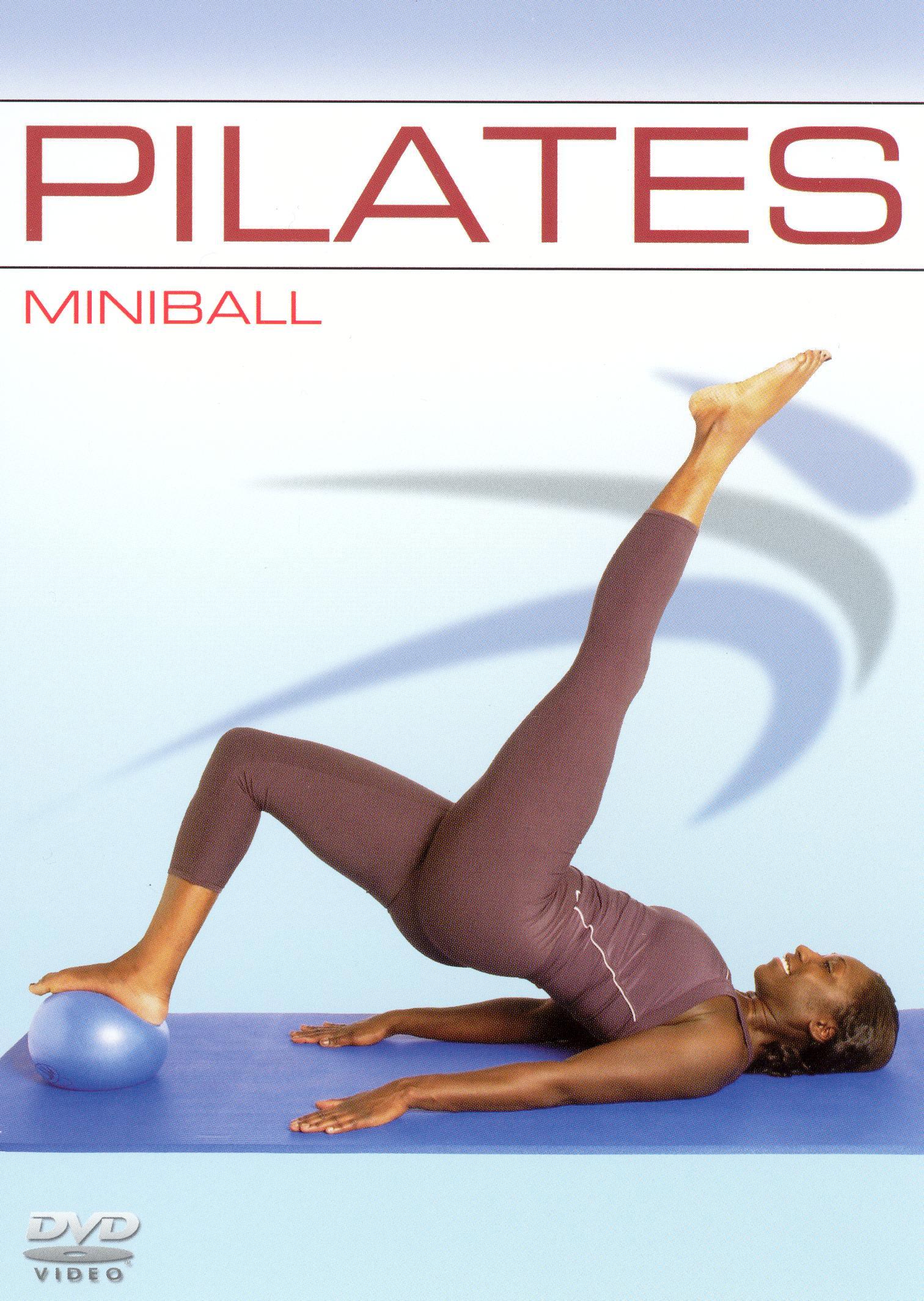 Juliana Afram: Pilates - Miniball
