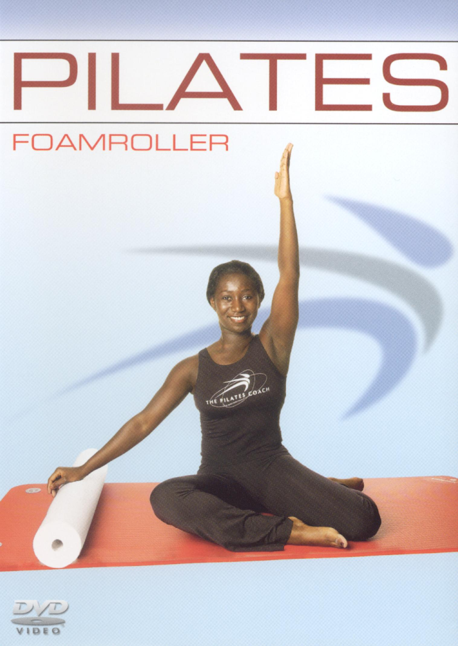 Juliana Afram: Pilates - Foamroller