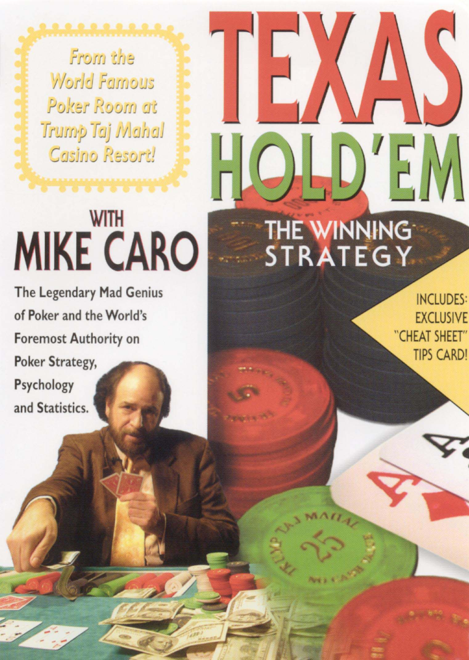 Winning Strategies: Texas Hold'em Poker With Mike Caro