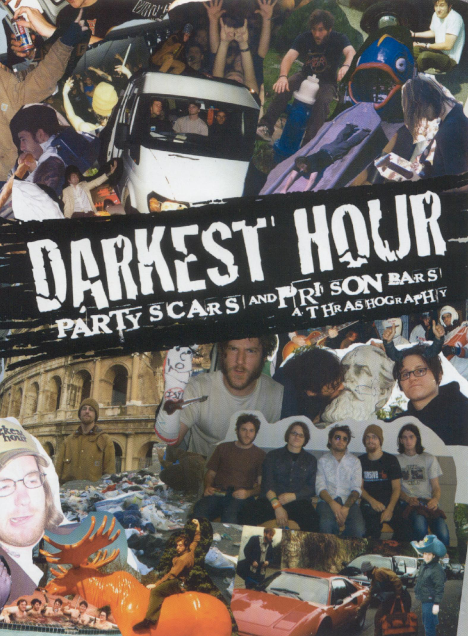Darkest Hour: Party Scars and Prison Bars - A Thrashography