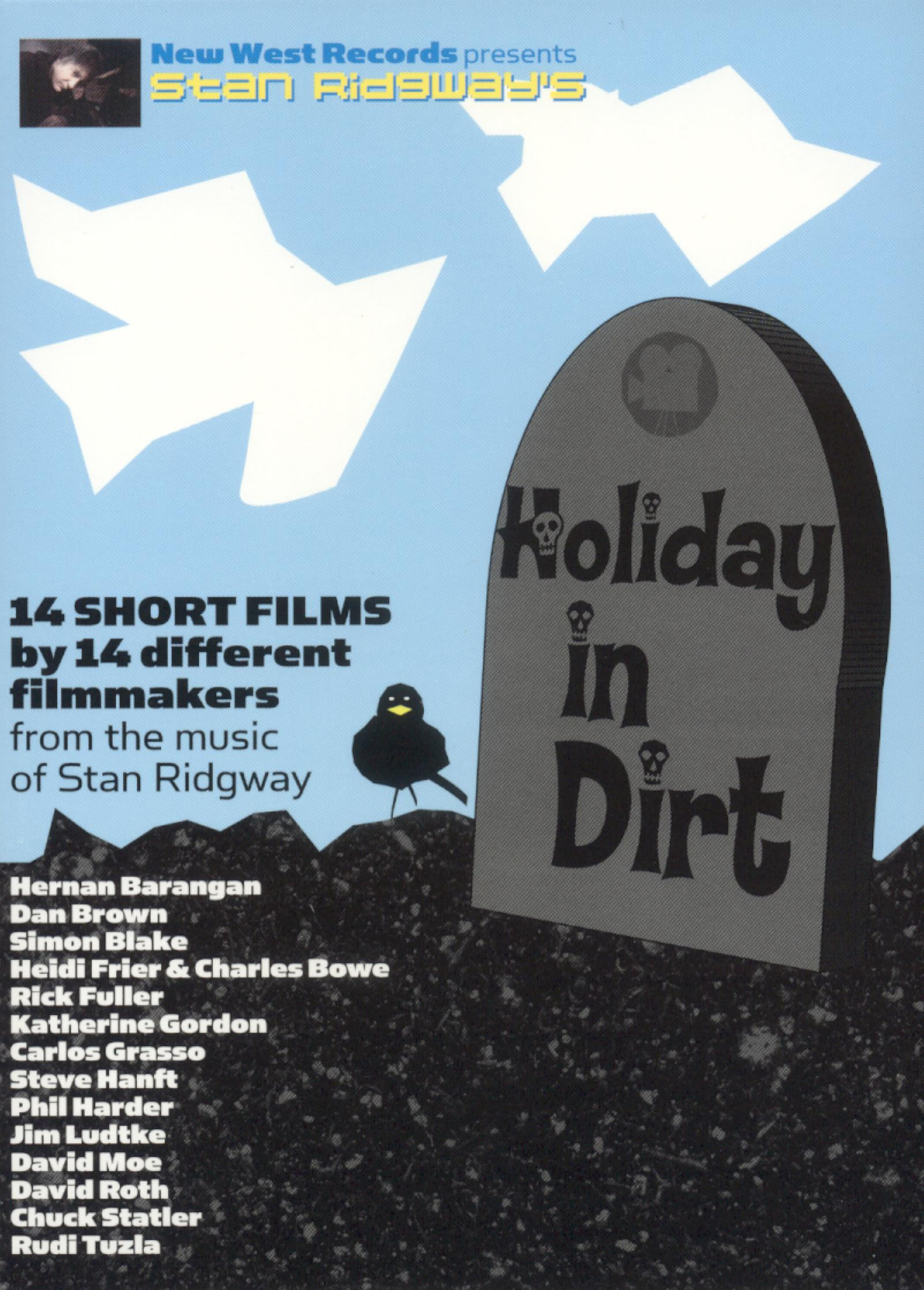 Stan Ridgway: Holiday In Dirt