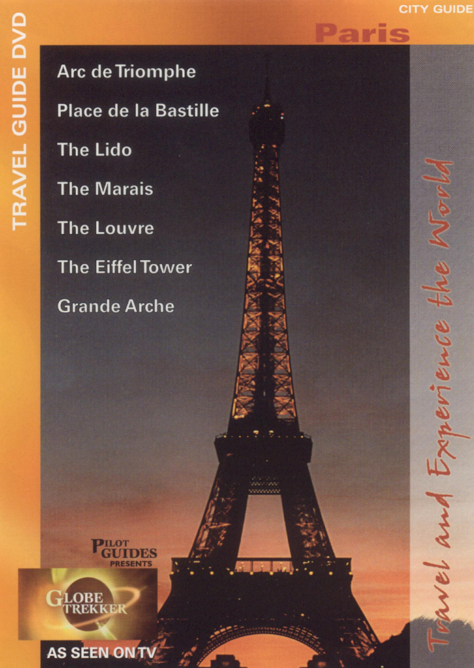 Globe Trekker: Paris City Guide