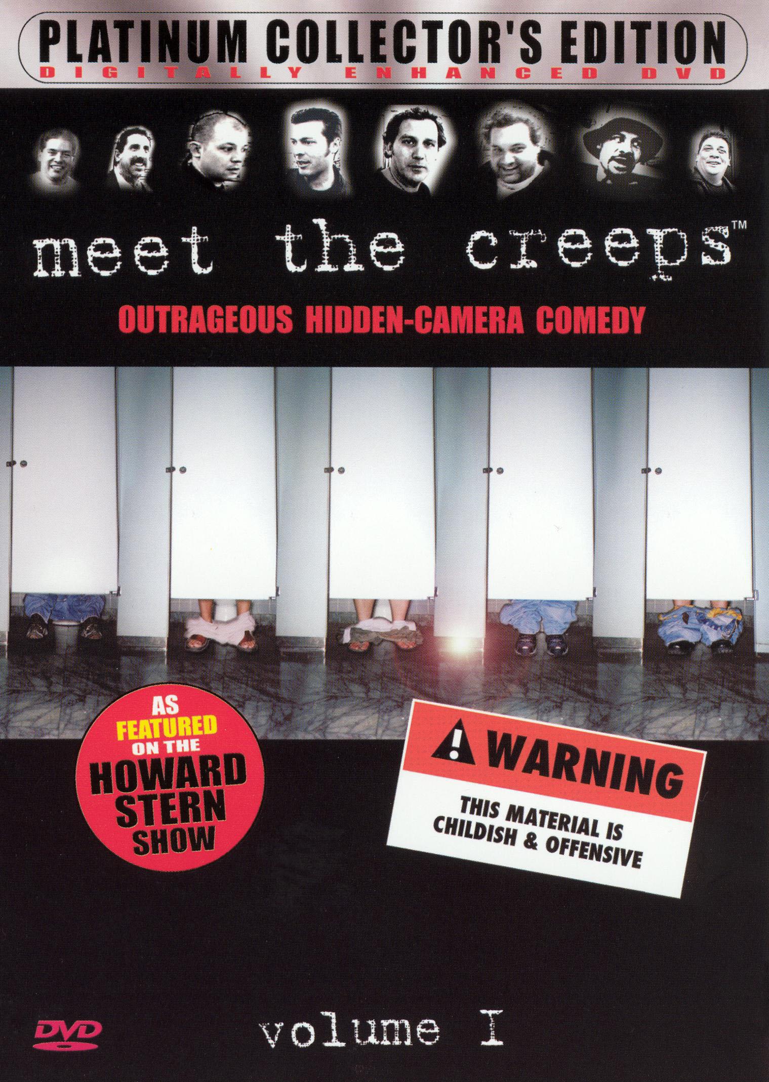 Meet the Creeps: Outrageous Hidden-Camera Comedy