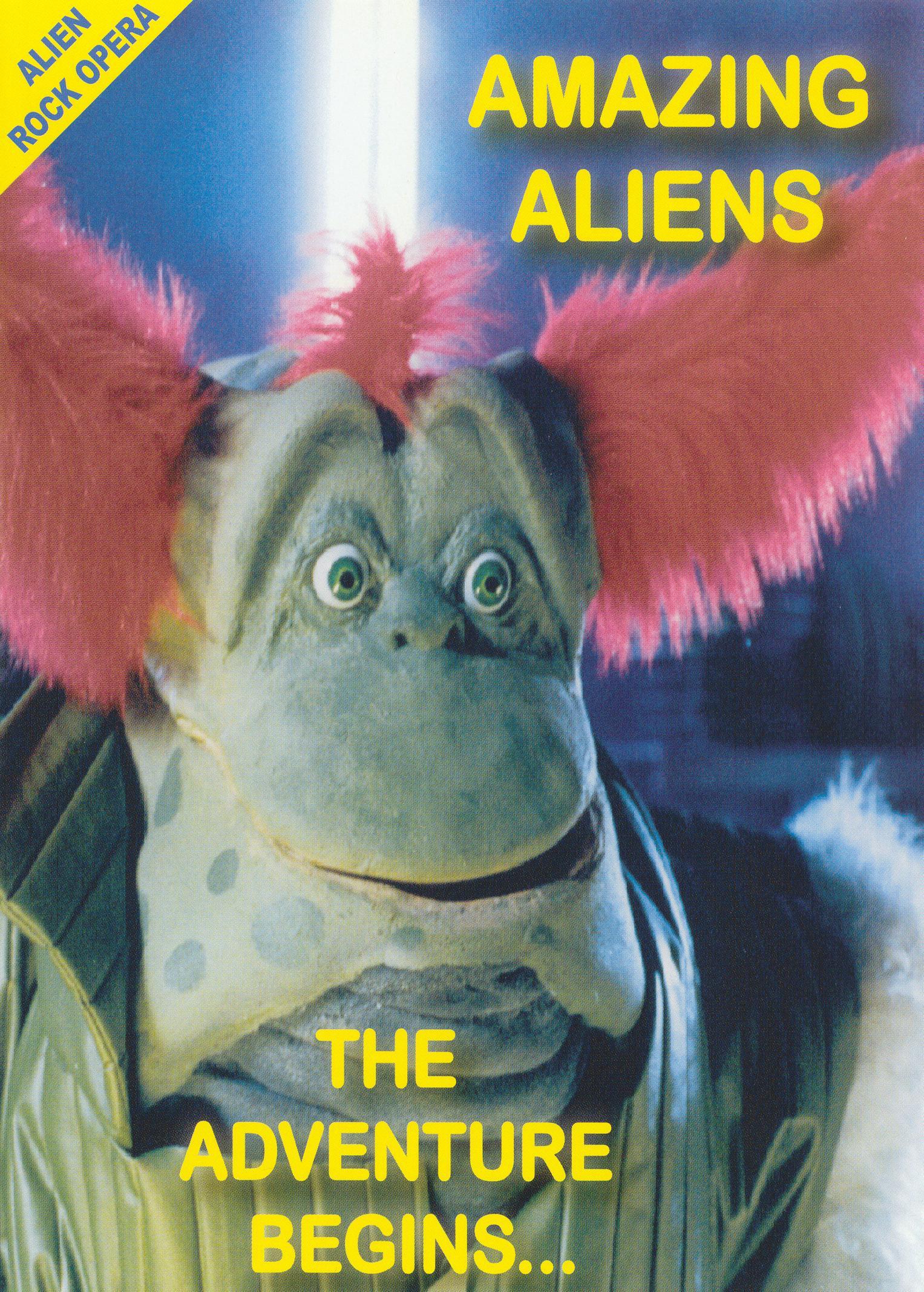 Amazing Aliens: The Adventure Begins...