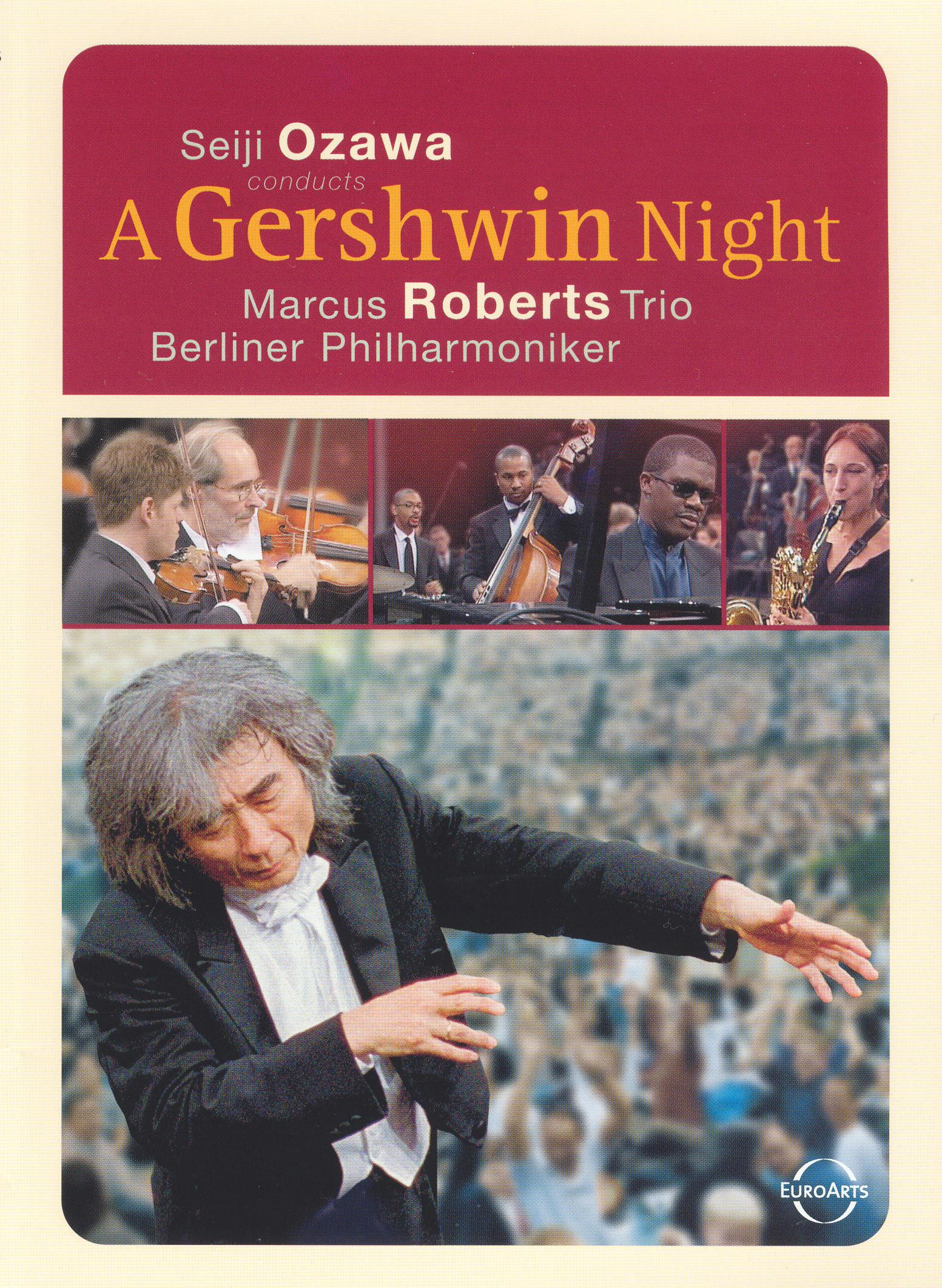 Seiji Ozawa: A Gershwin Night