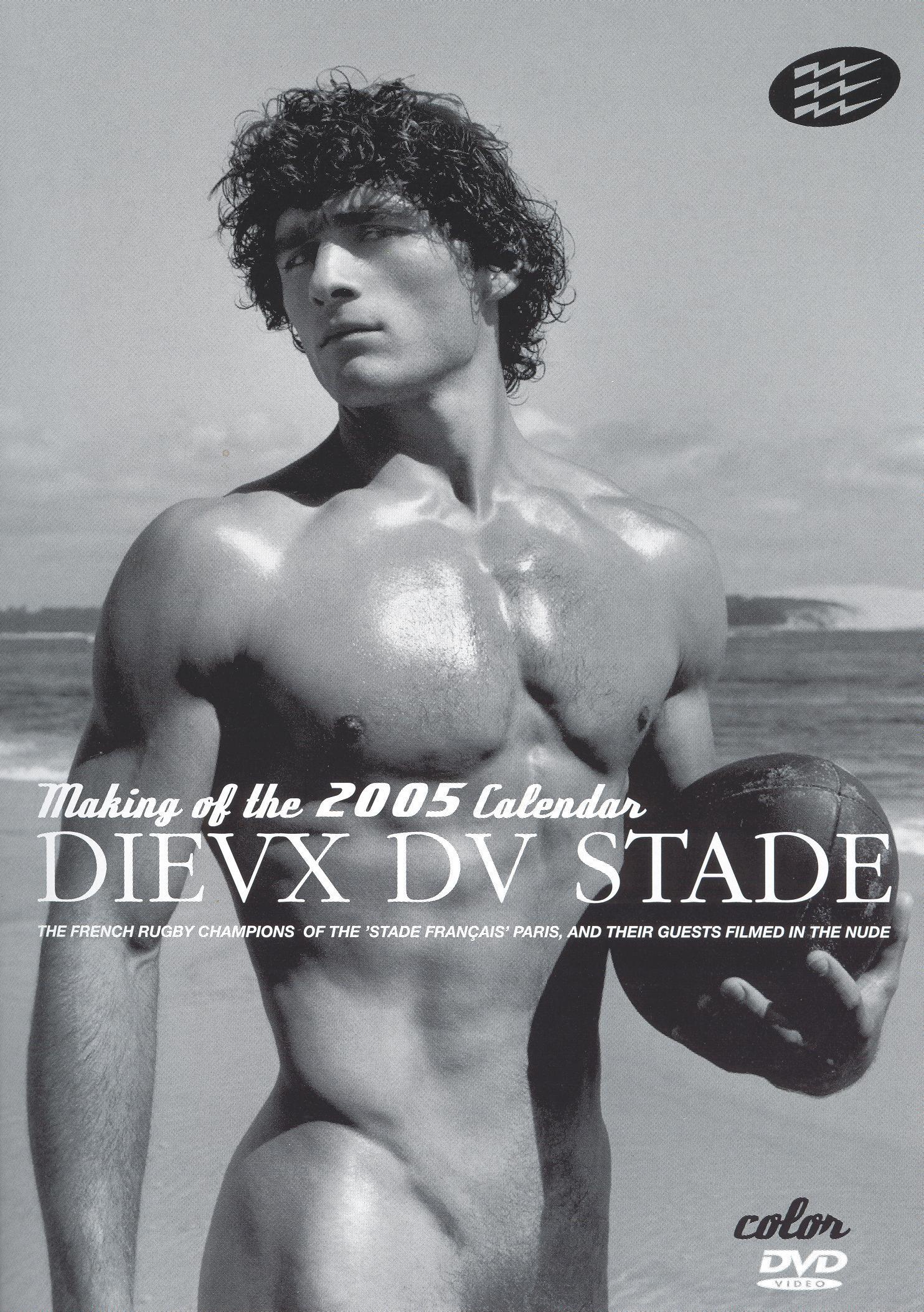 Dieux du Stade: Making of the 2005 Calendar