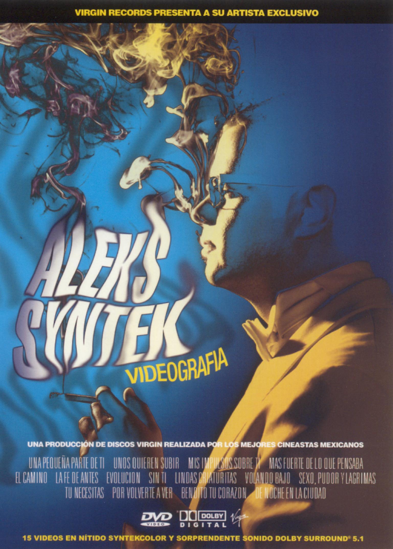 Aleks Syntek: Videografia