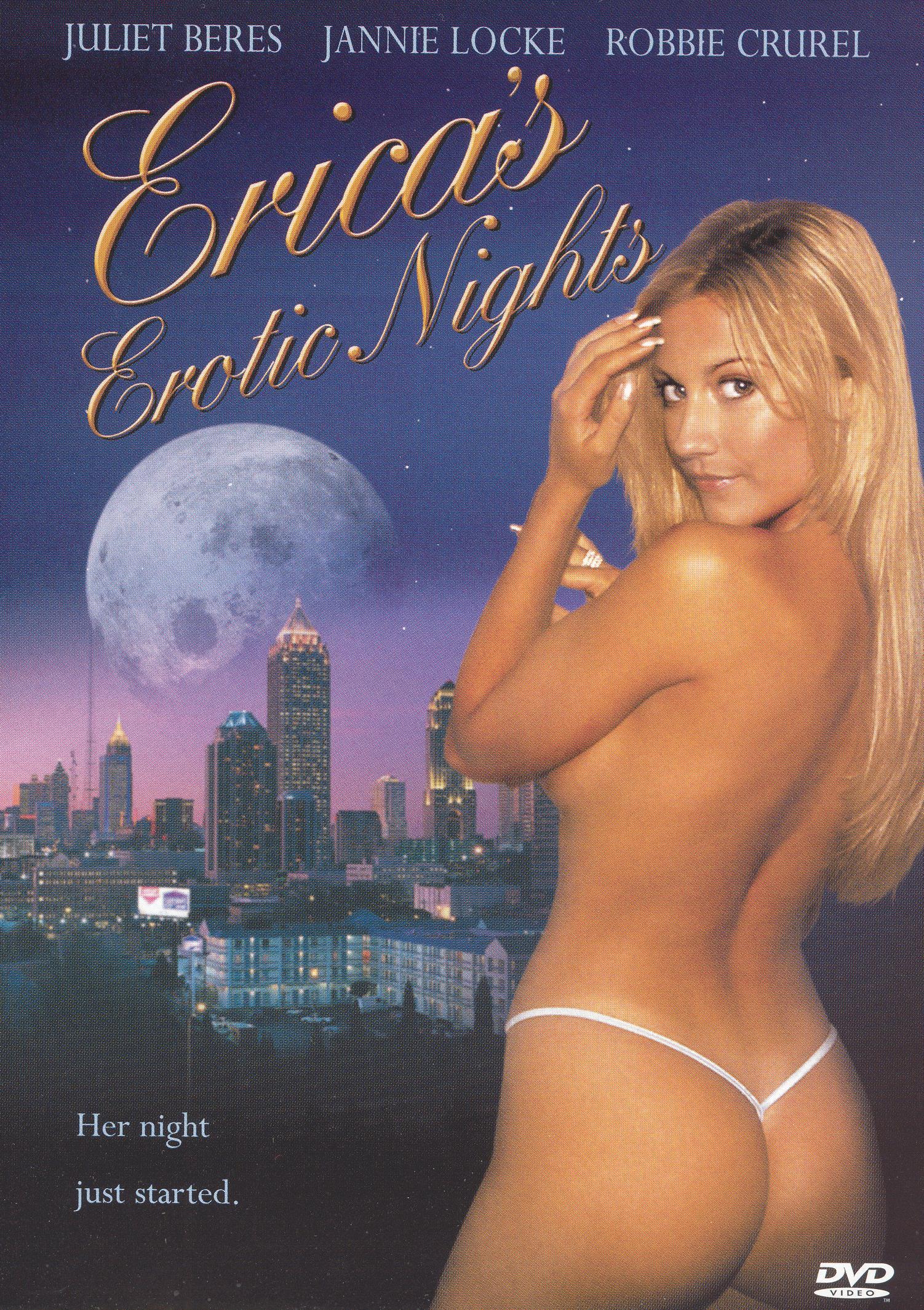 Erica's Erotic Nights