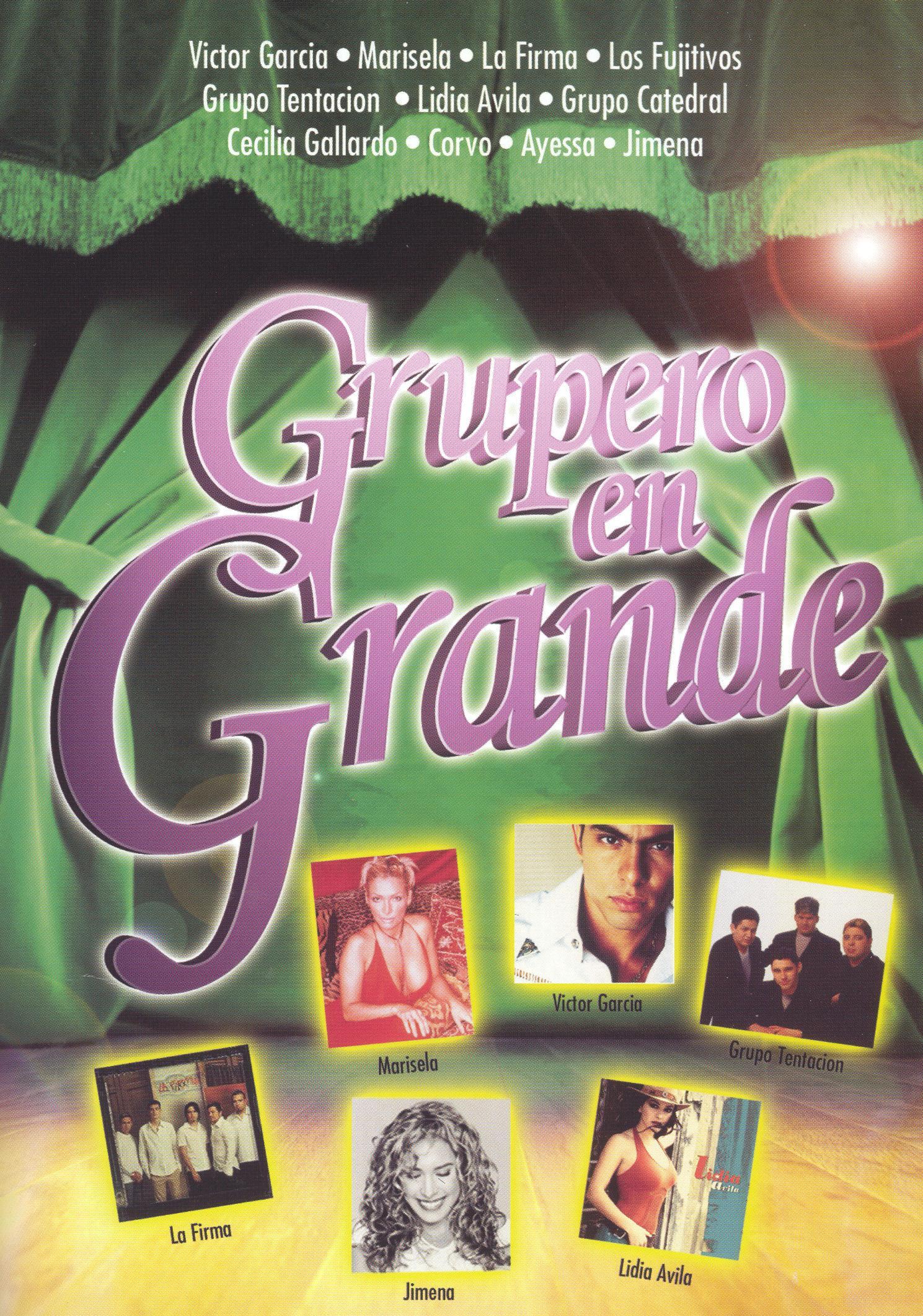 Grupero En Grande, Vol. 1