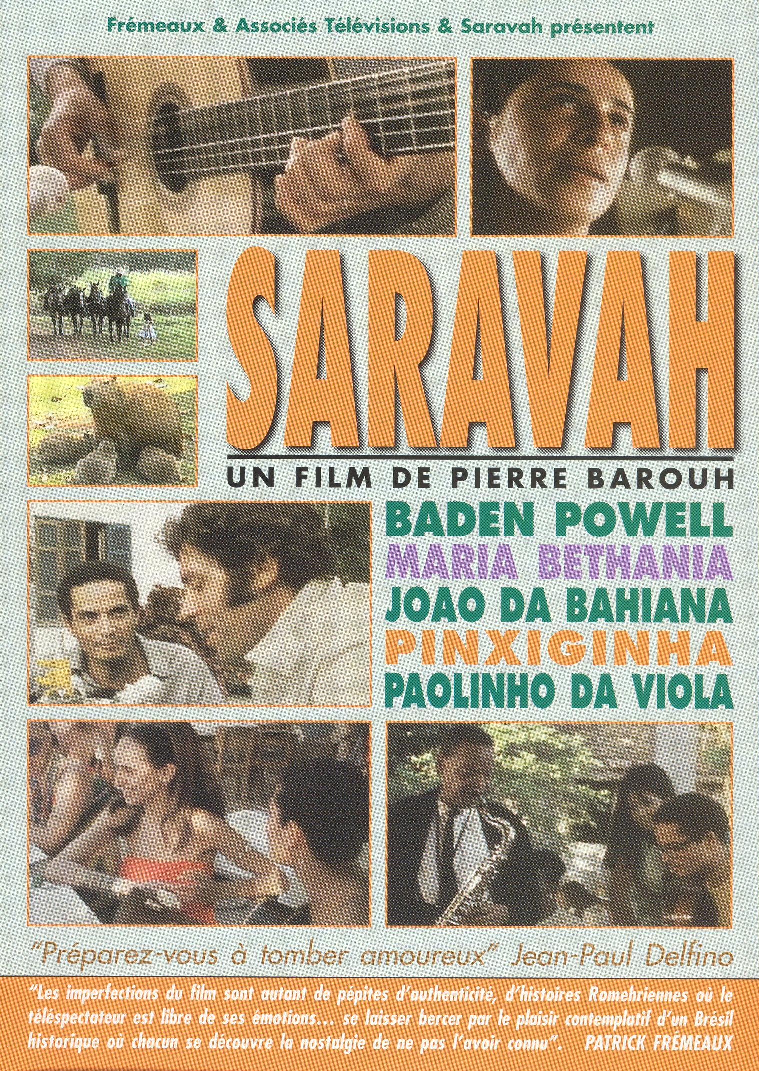 Baden Powell: Saravah