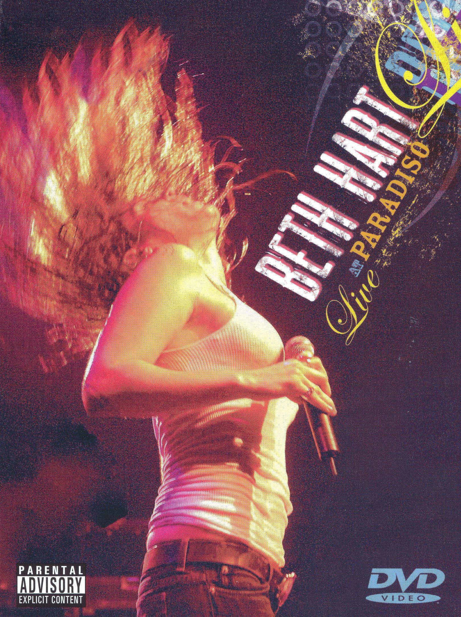 Beth Hart: Live at Paradiso