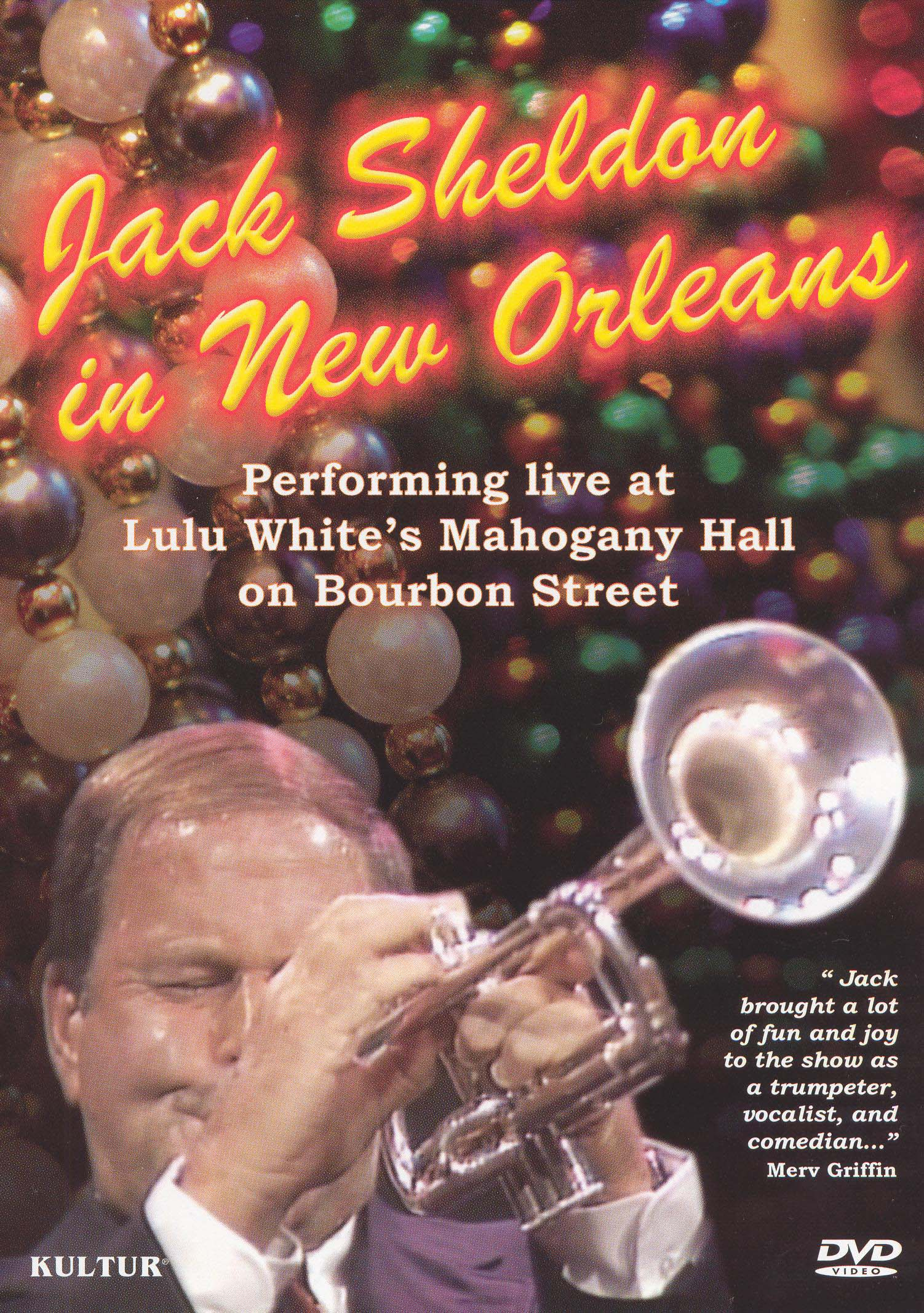 Jack Sheldon in New Orleans