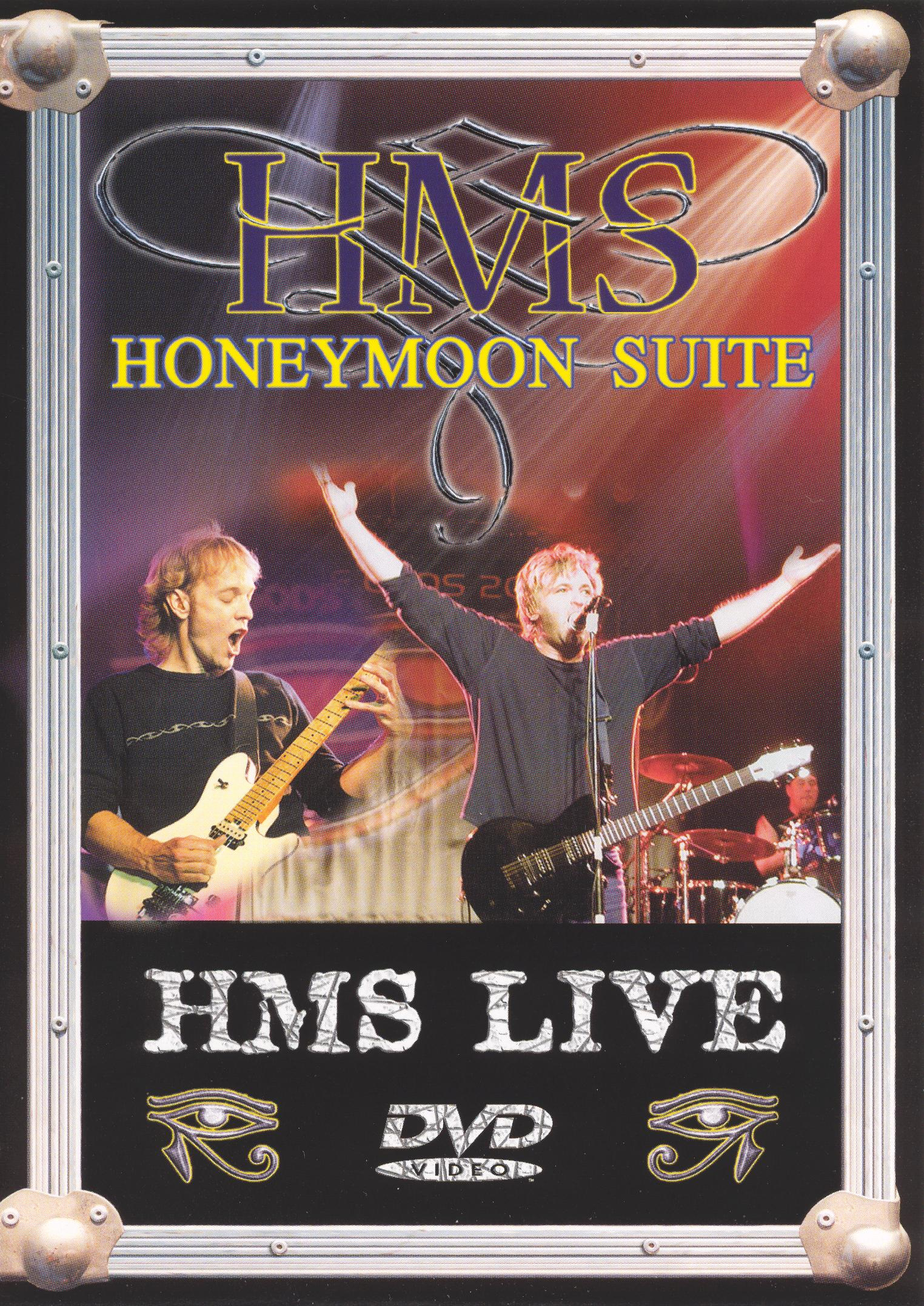 Honeymoon Suite: HMS Live