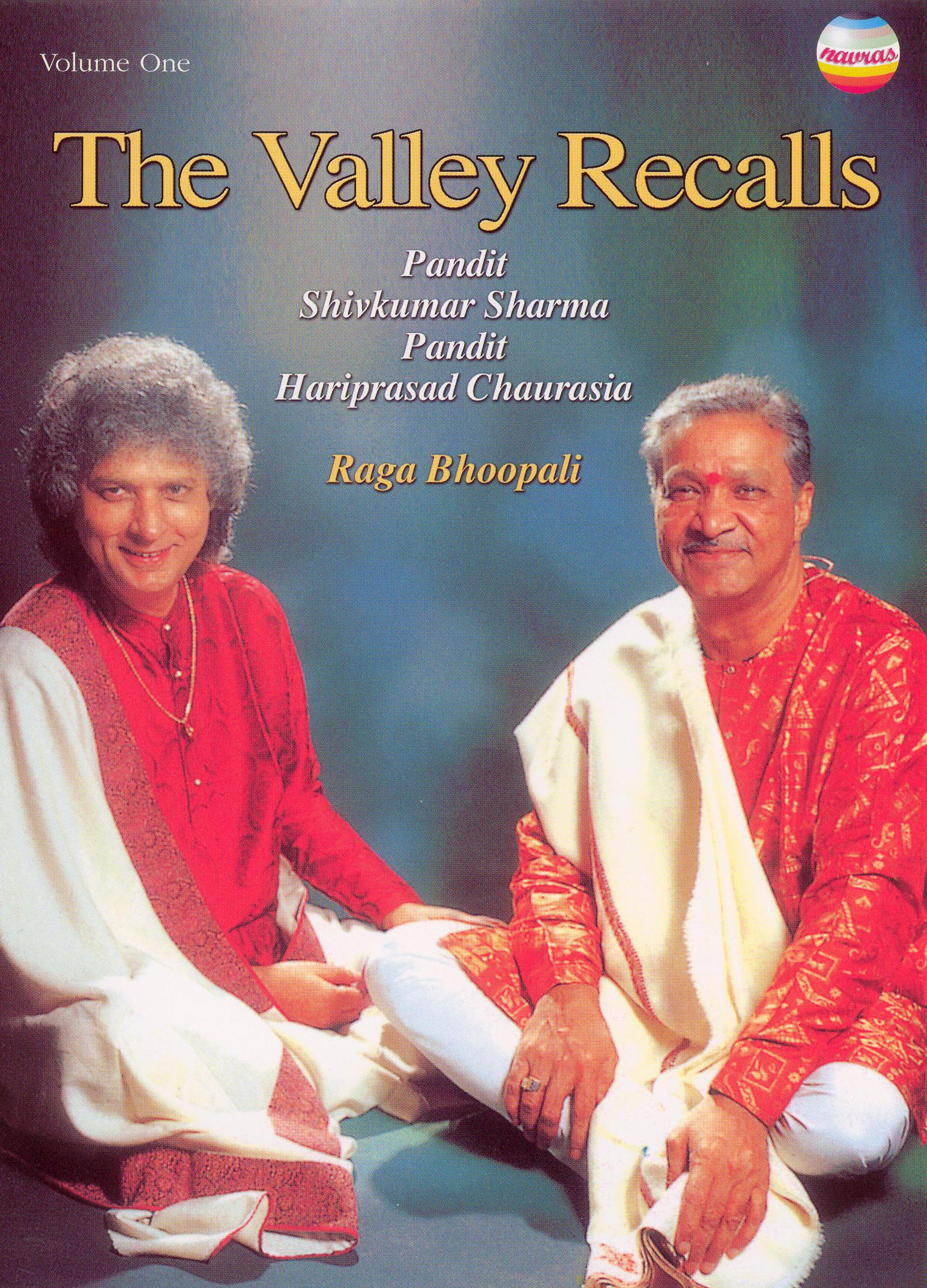 The Valley Recalls - Raga Bhoopali, Vol. 1