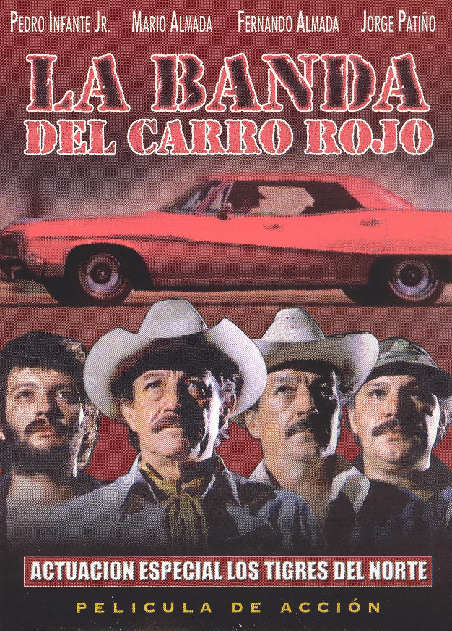 La Banda Del Carro Rojo