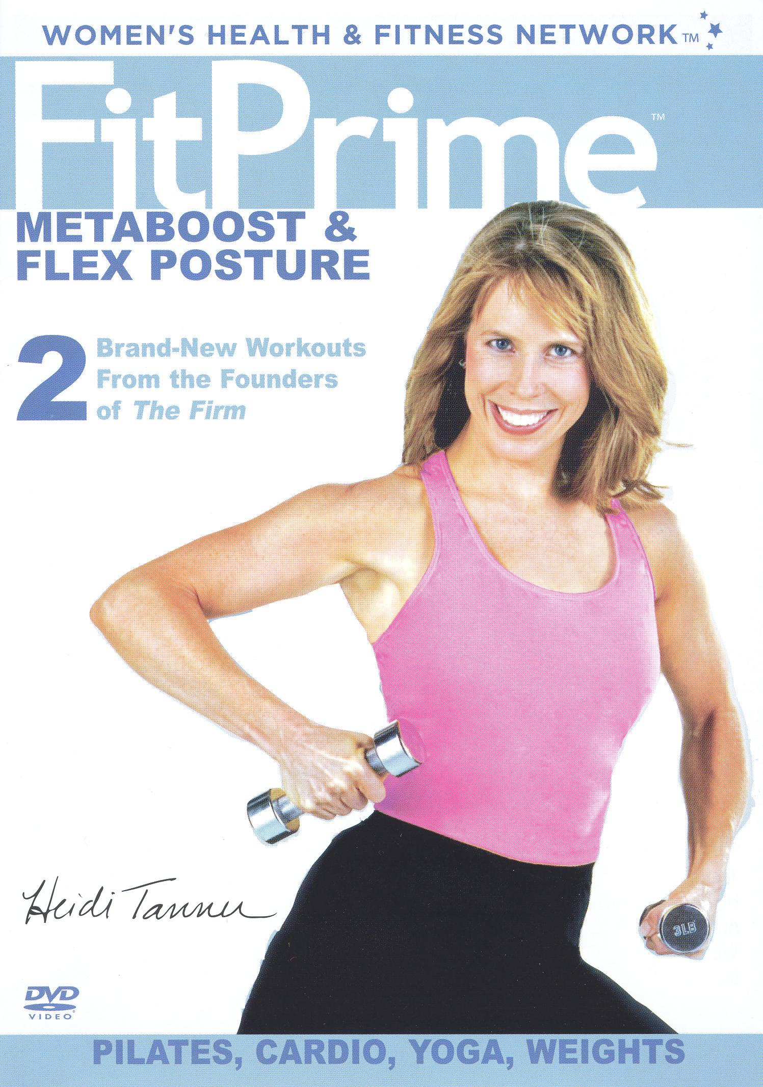 Fitprime, Vol. 1: Metaboost and Flexposture