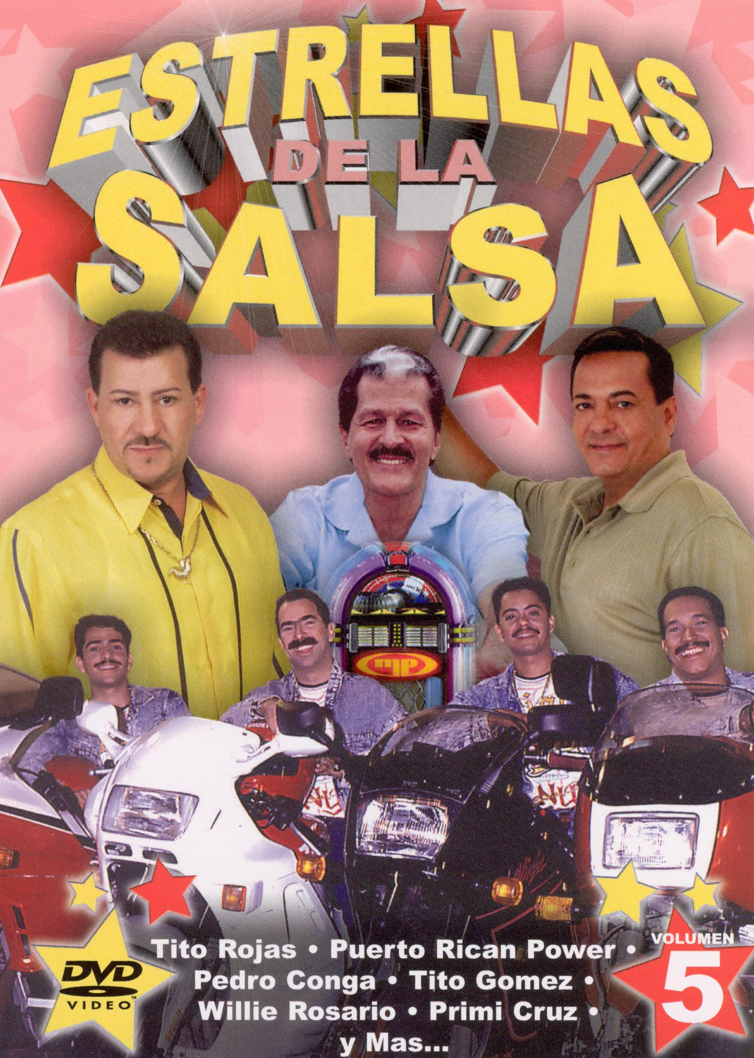 Estrellas de la Salsa, Vol. 5